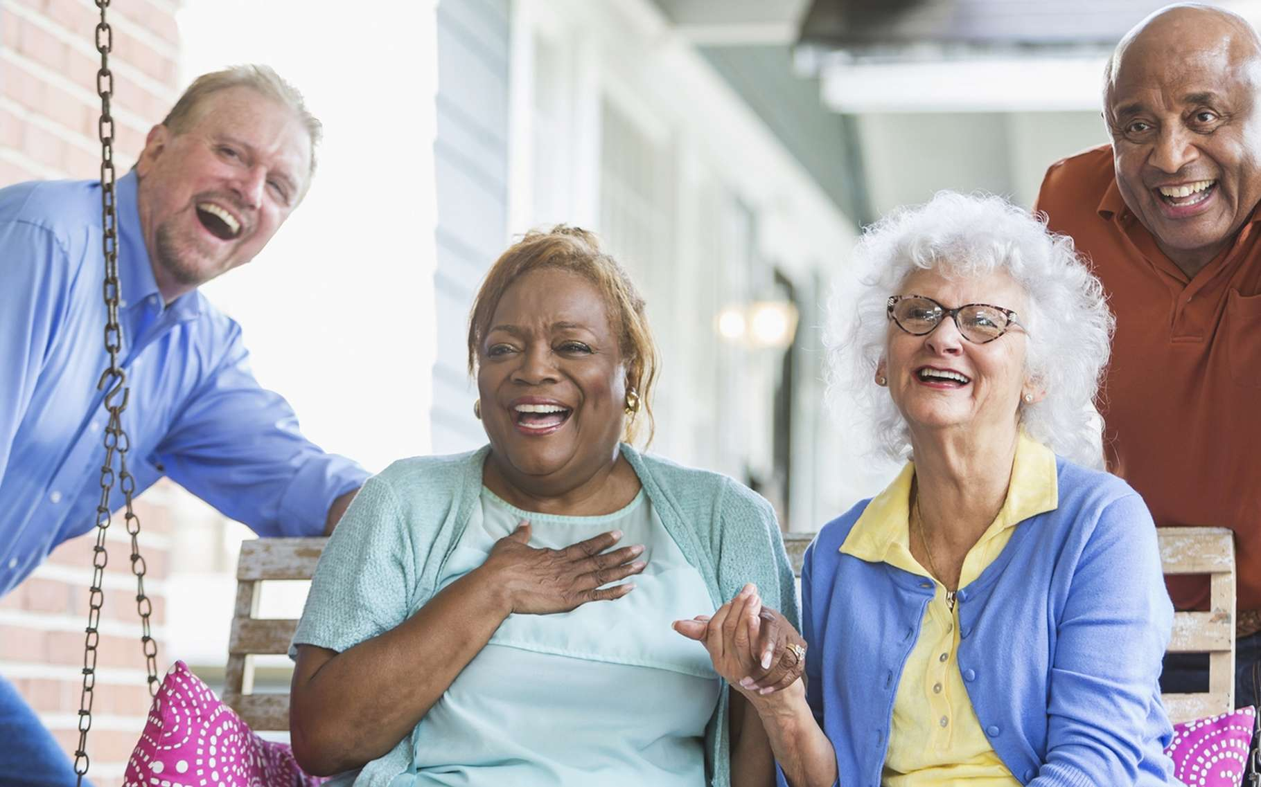 L'âge des premières règles et celui de la ménopause influent sur l'espérance de vie, mais pas de manière simple. © Susan Chiang, Istock.com