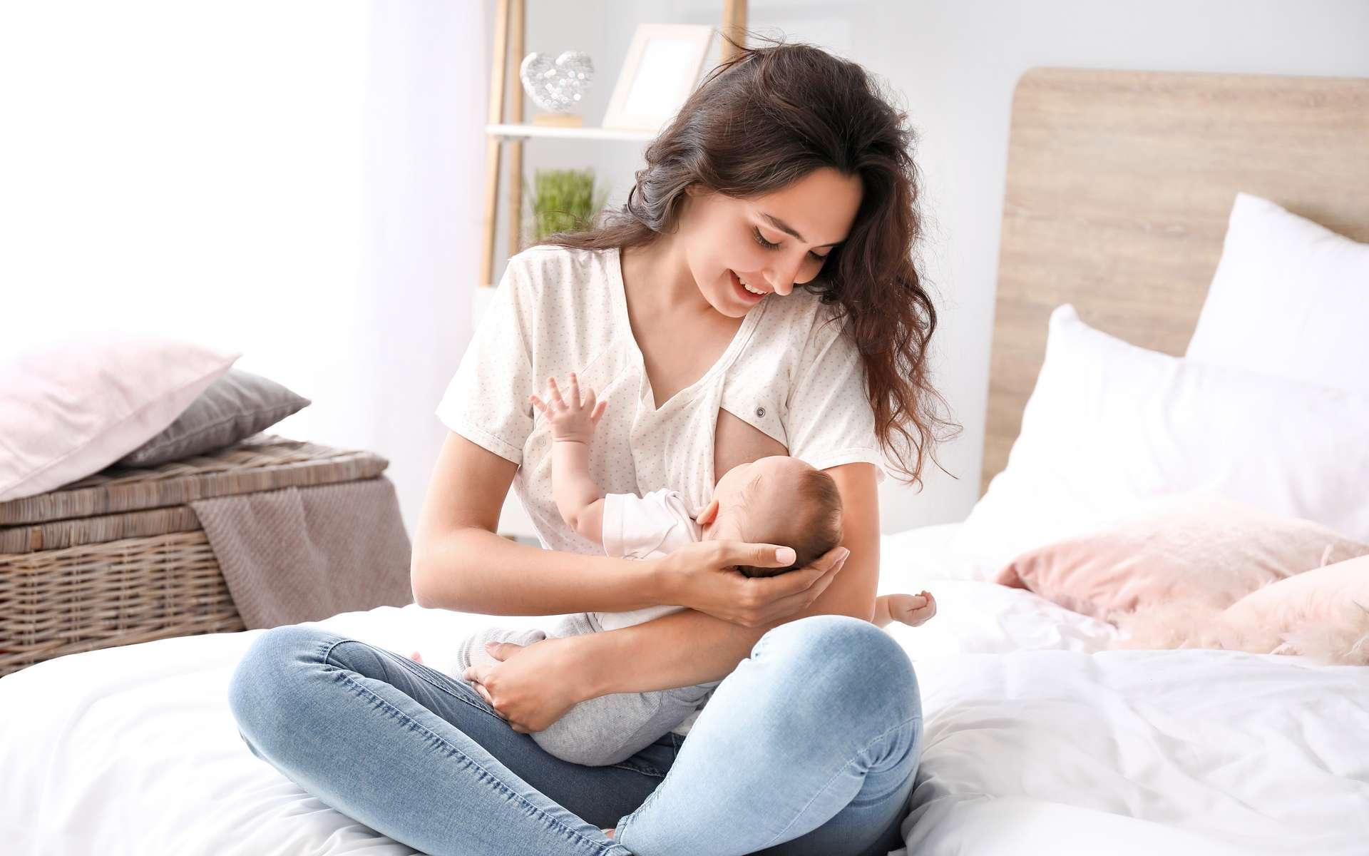 Découvrez dans quels cas vous ne devez absolument pas allaiter votre enfant © Pixel-Shot, Adobe Stock
