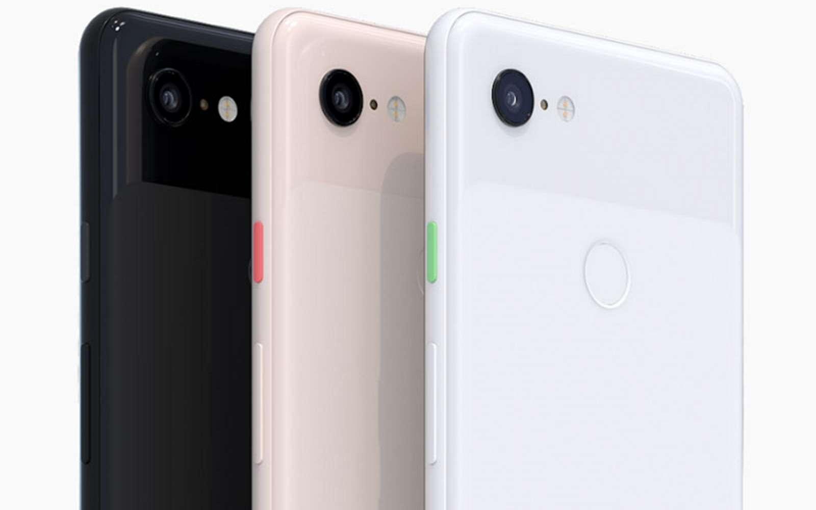 Que valent les nouveaux smartphones Google Pixel 3 ? © Google