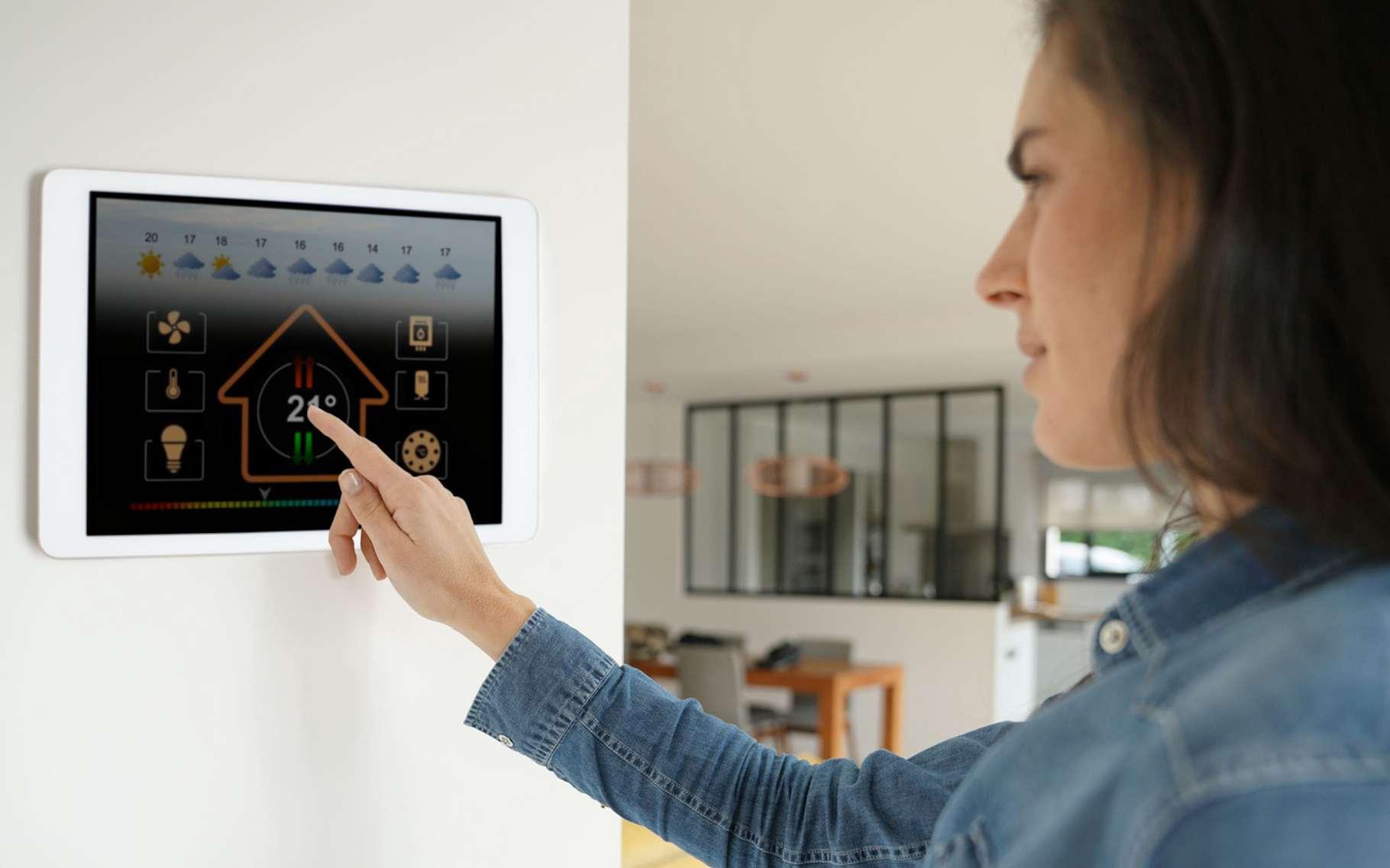 Il existe aujourd'hui de nombreuses solutions qui permettent de gérer sa consommation d'énergie. © goodluz, Fotolia