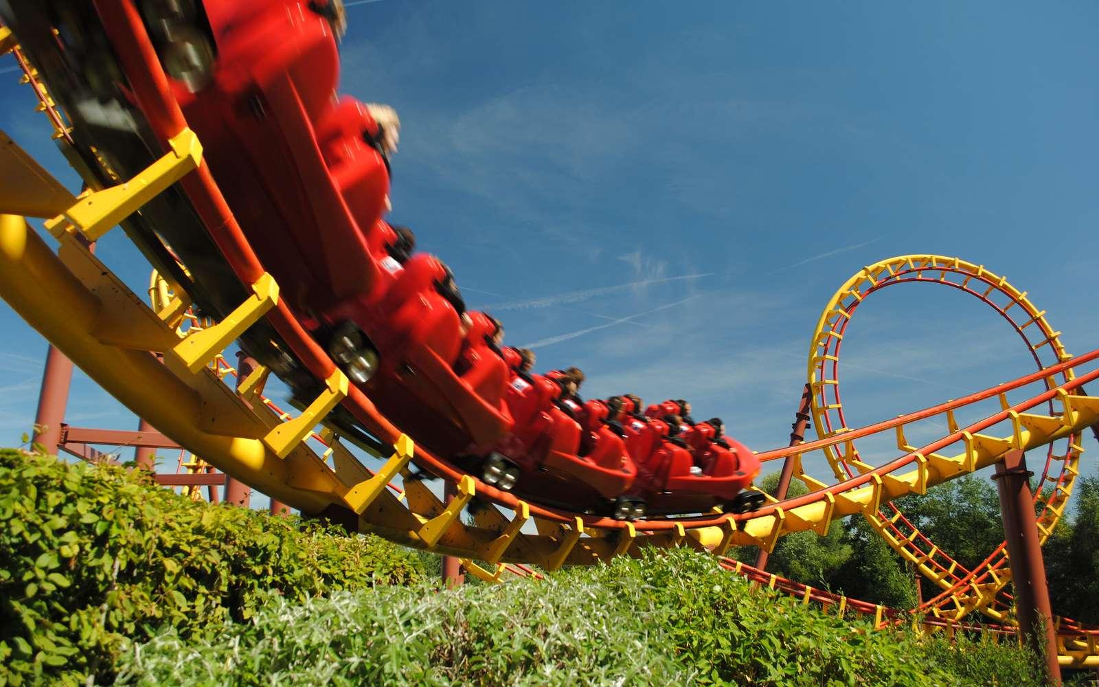 Les parcs d'attractions en France offrent un choix varié d'atmosphères et d'ambiances. © Demiante, Flickr, CC by-sa 2.0