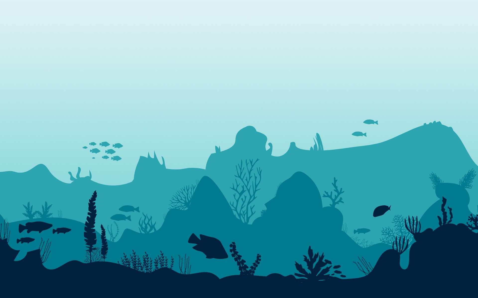 Un poisson benthique vit au fond de la mer, des lacs ou des rivières. © Евгений Соловьев, Adobe Stock