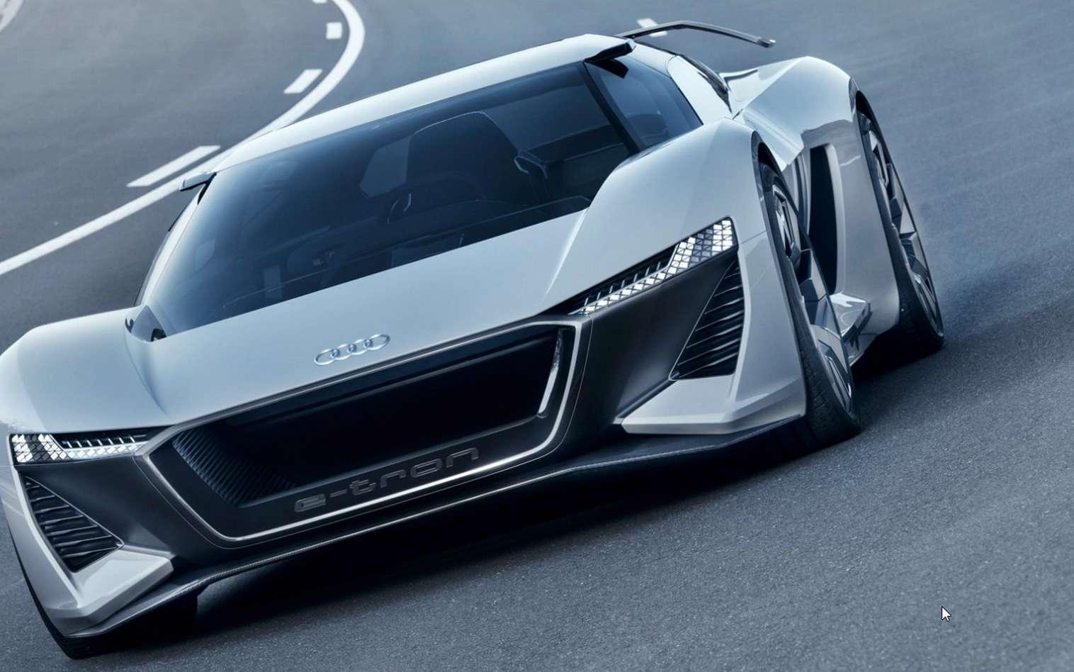 L'Audi AI: Race promet des sensations de conduite dignes d'une voiture de course. © Audi