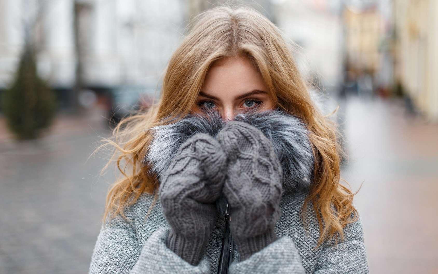 Le nez froid est le milieu idéal pour le virus du rhume. © alonesdj, Fotolia
