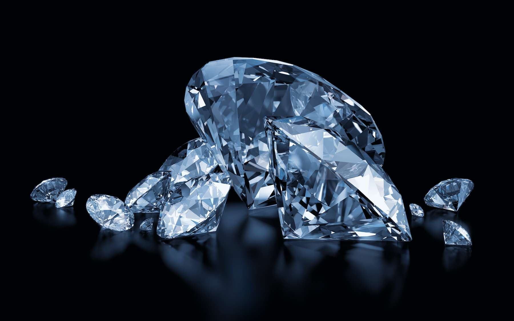Où sont les plus grosses mines de diamant dans le monde ? © adimas, Adobe Stock