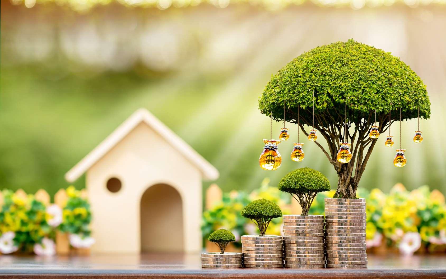 La finance responsable vise à concilier rentabilité financière et impact environnemental, social ou sociétal.© Watchara, Fotolia