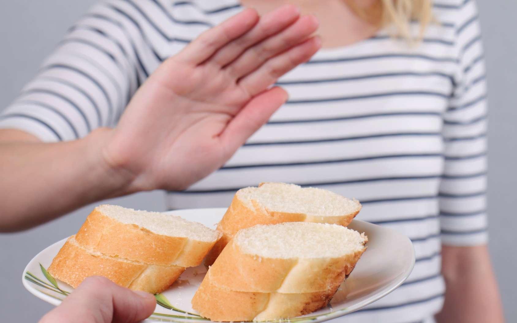 L'intolérance au gluten provoque des douleurs intestinales. © glisic_albina, fotolia