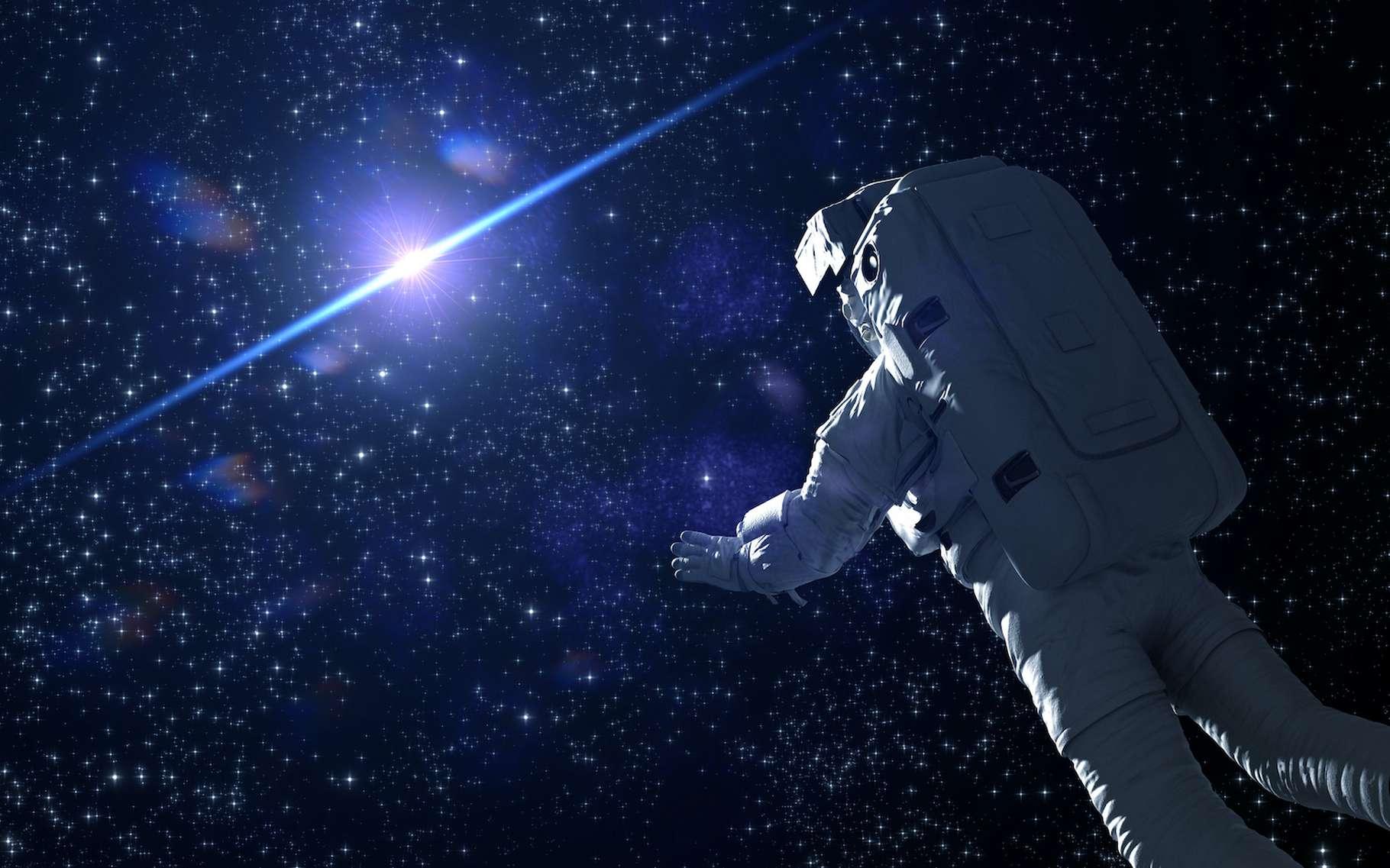 Pendant le confinement, la Cité de l'espace vous propose des missions qui vous permettront de vous mettre dans la peau d'un astronaute. © dottedyeti, Adobe Stock