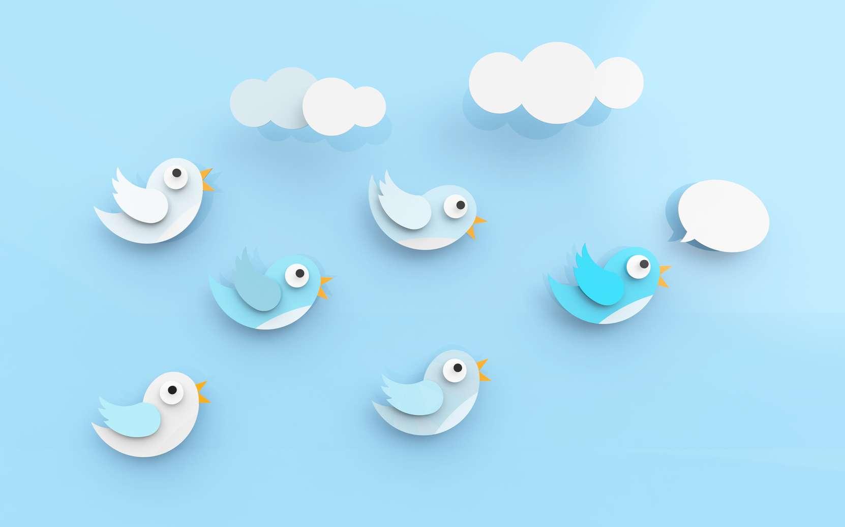 Faut-il supprimer le compte Twitter d'une personne décédée ? © Groenning, Fotolia