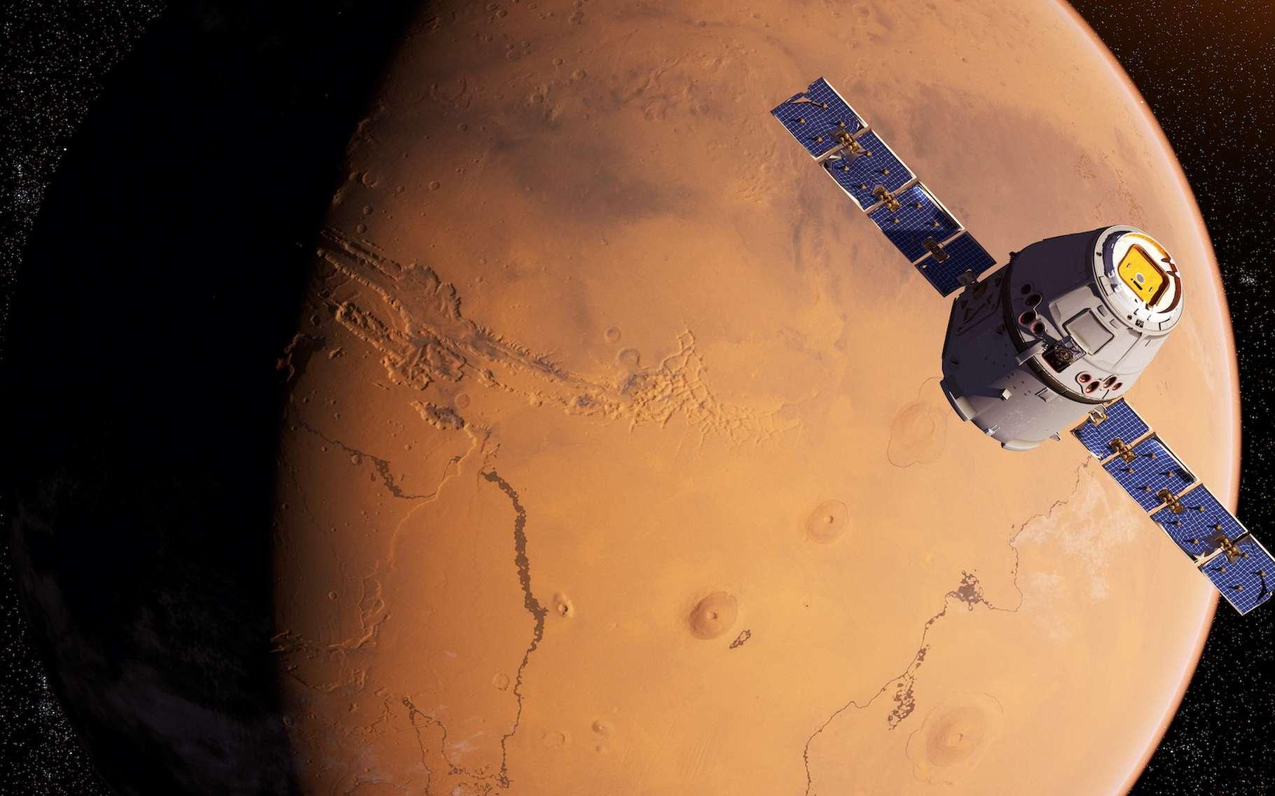 Mars 2020 : faut-il avoir peur d'une contamination par un virus martien ?