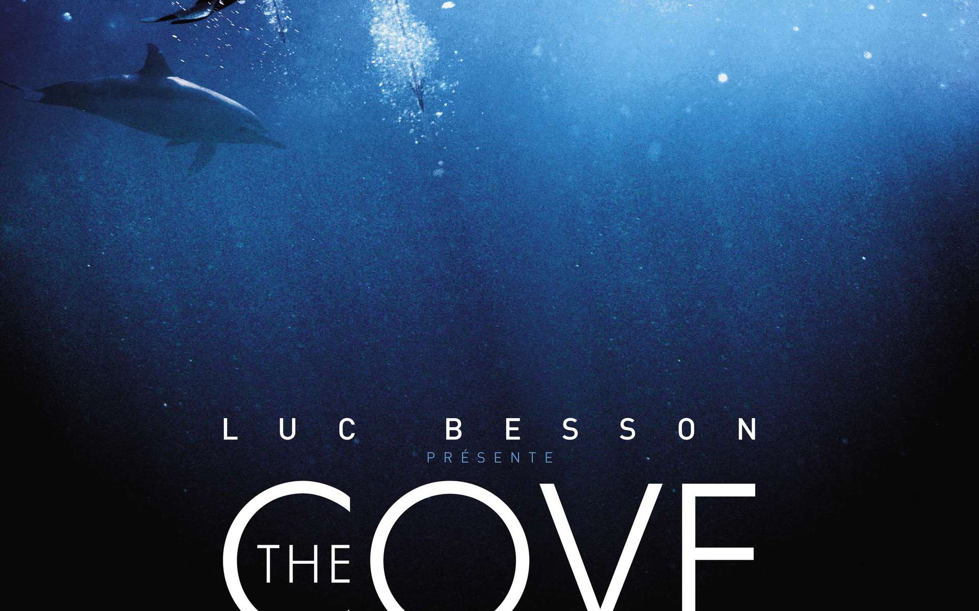 The Cove : affiche du film. Crédits DR.