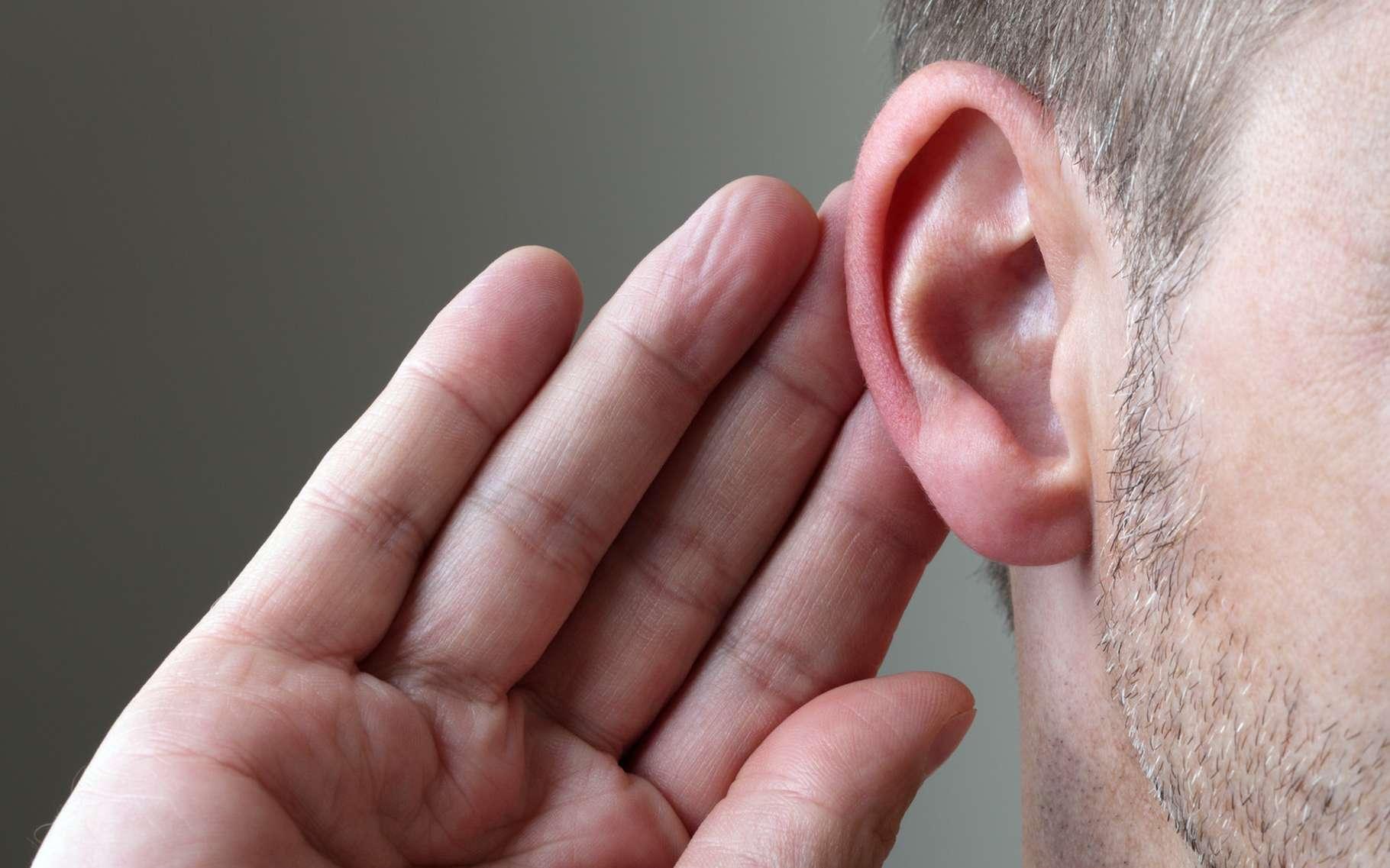 Pour préserver le plus longtemps possible votre audition, modérez aussi le son de votre baladeur. © Brian A Jackson, Shutterstock