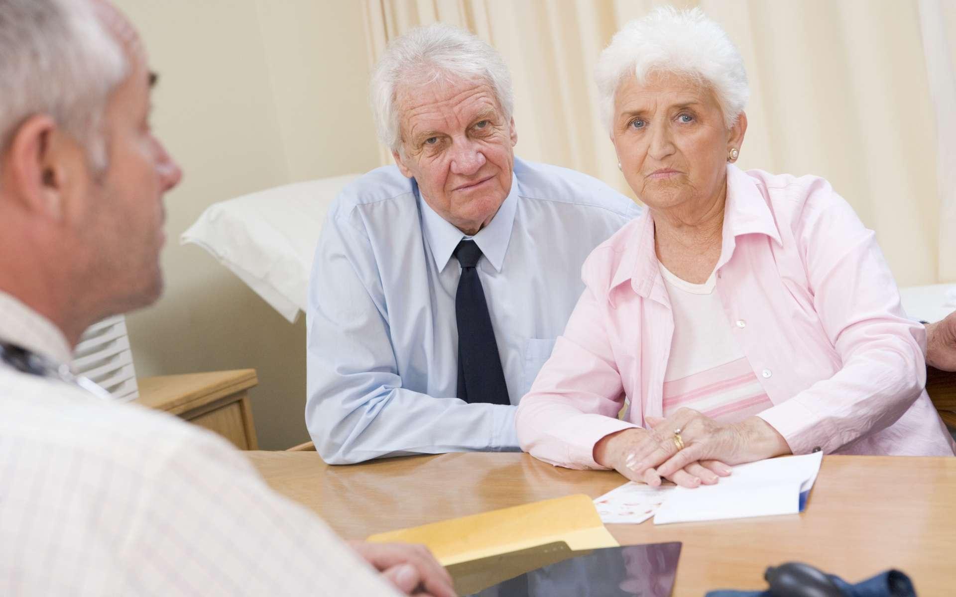 Il existe cinq catégories de médicaments contre la maladie de Parkinson. © Phovoir