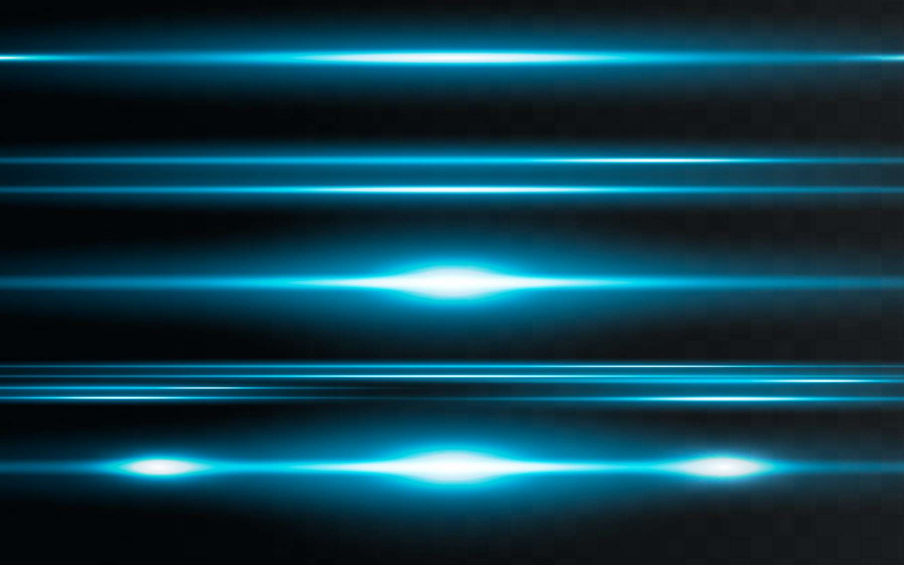 Partant d'un condensat de Bose-Einstein de photons, des chercheurs de l'université de Bonn (Allemagne) ont observé un nouvel état de la lumière. © kume111000, Adobe Stock