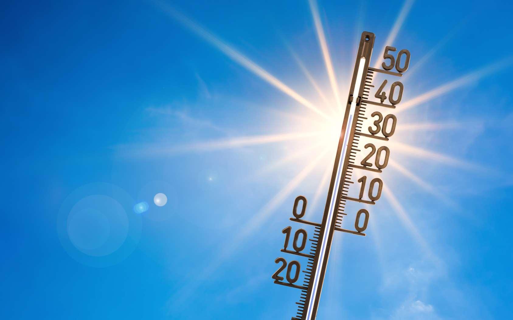 L'été 2018 a été le deuxième plus chaud en France depuis les premiers relevés de température. © John Smith, fotolia