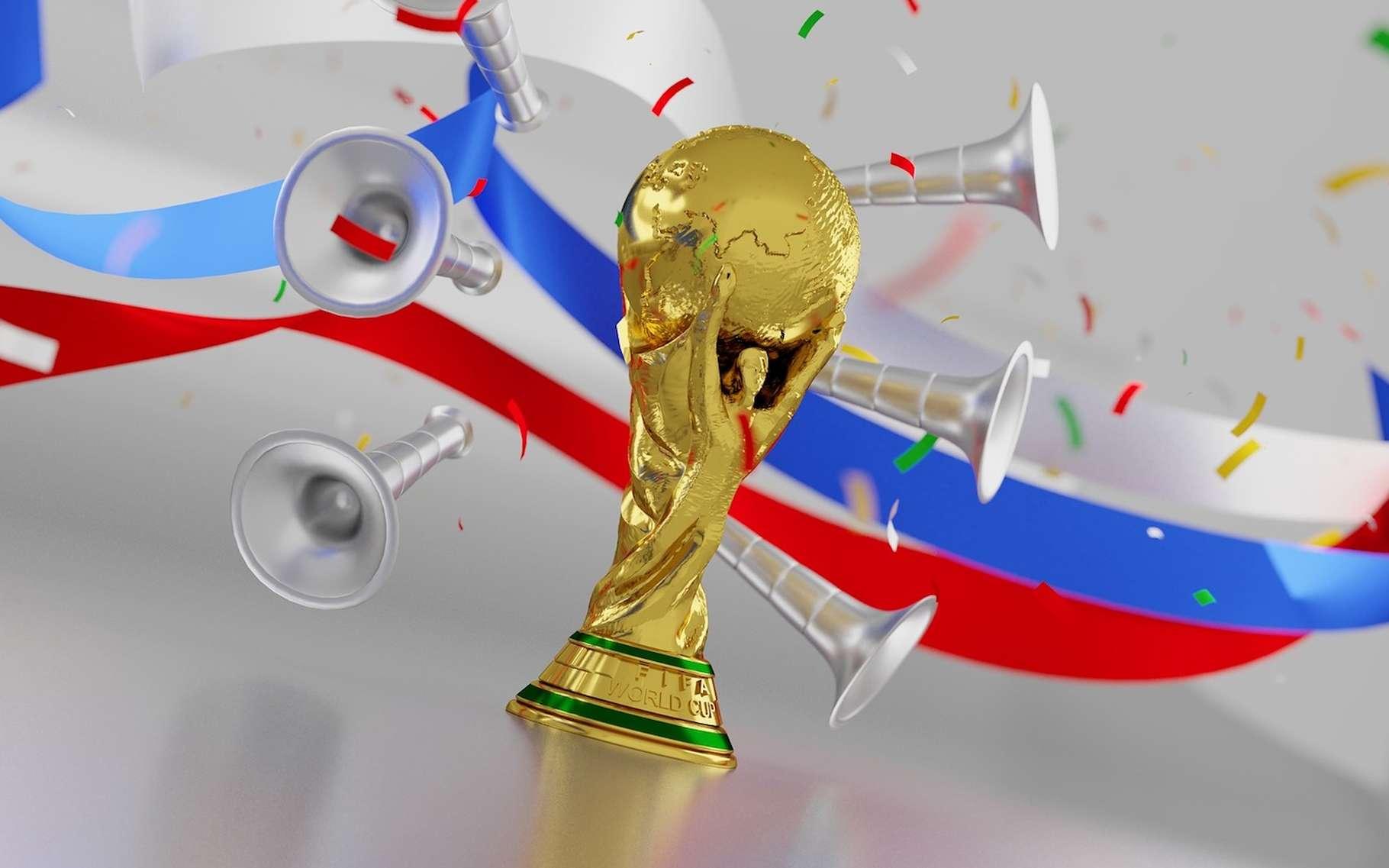 En matière de pronostics, pour cette Coupe du monde 2018, animaux et intelligences artificielles se disputent la vedette. Pour savoir qui l'emportera, il faudra attendre le coup de sifflet final. © QuinceMedia, Pixabay, CC0 Creative Commons