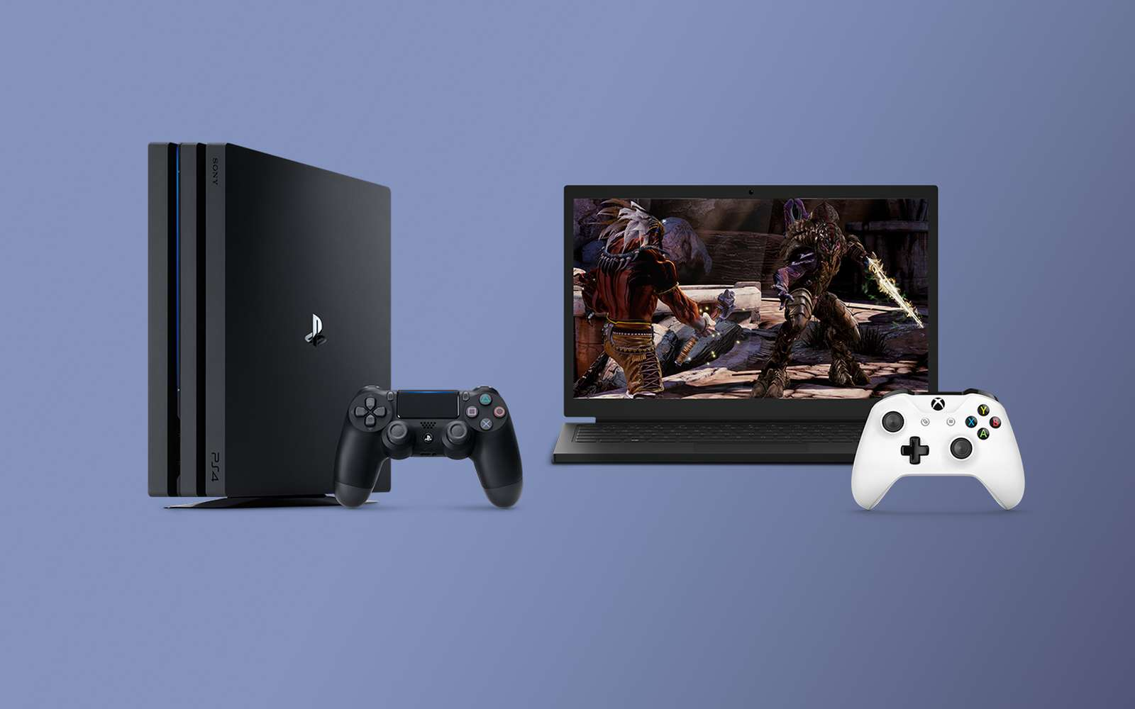La PlayStation 4 de Sony tourne sous Windows, MacOs et même Android. © PS4, Sony