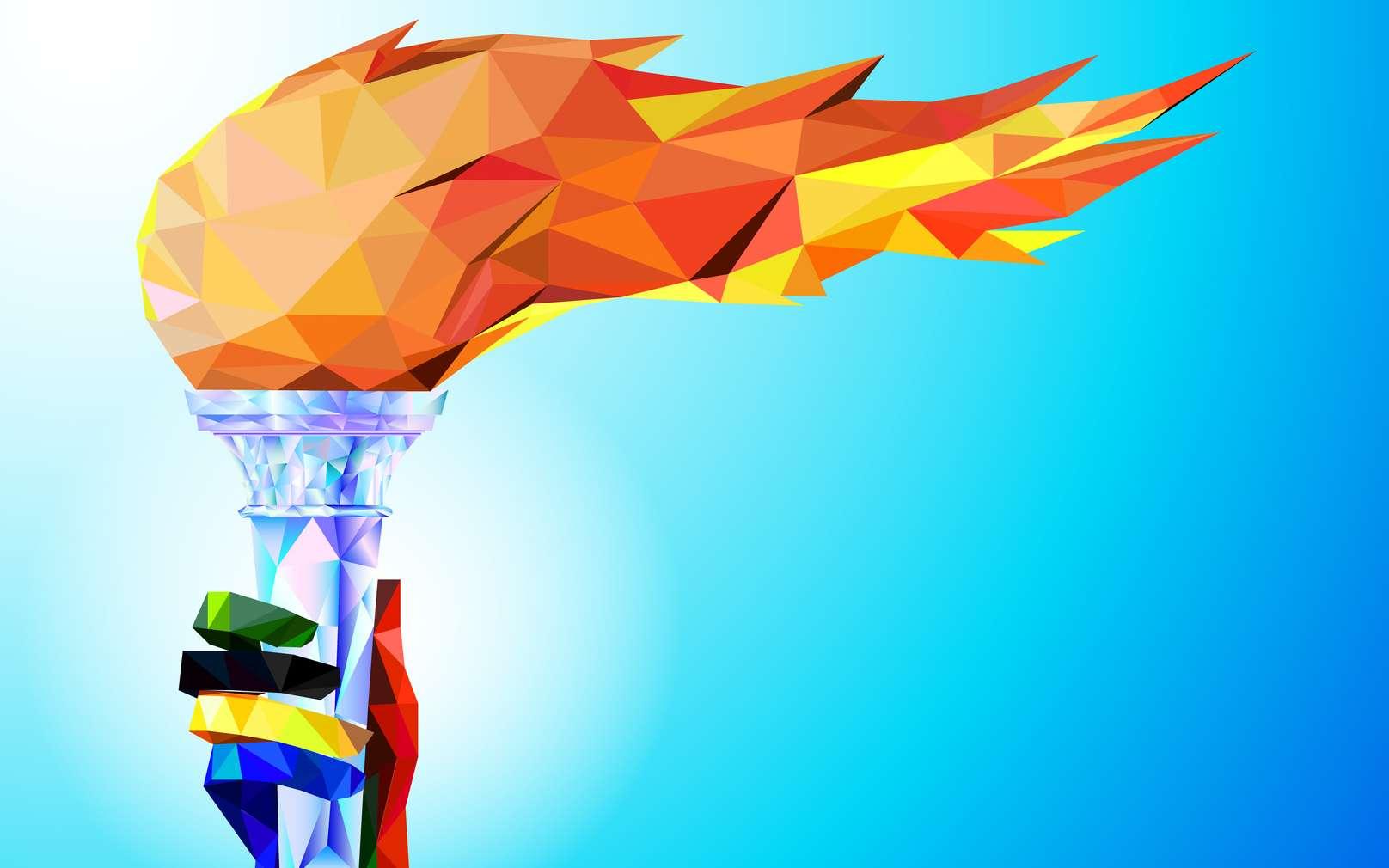 Les Jeux olympiques (JO) d'hiver à Pyeongchang, en Corée du Sud, s'ouvriront vendredi 9 février. Des chasseurs de drones et des avions physionomistes seront là pour la sécurité. © KirillS, Fotolia