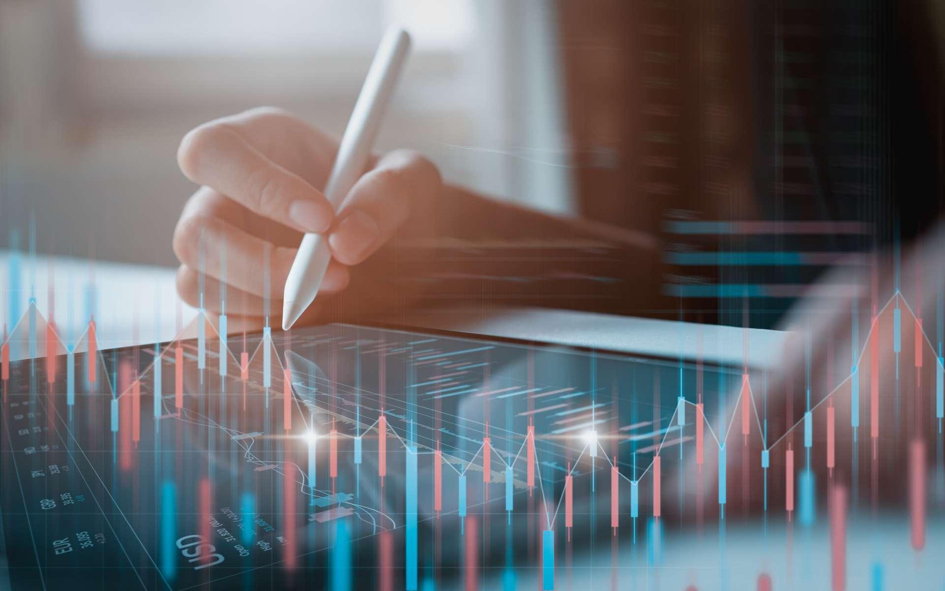 Une tablette graphique permet le dessin numérique. © sitthiphong, Adobe Stock