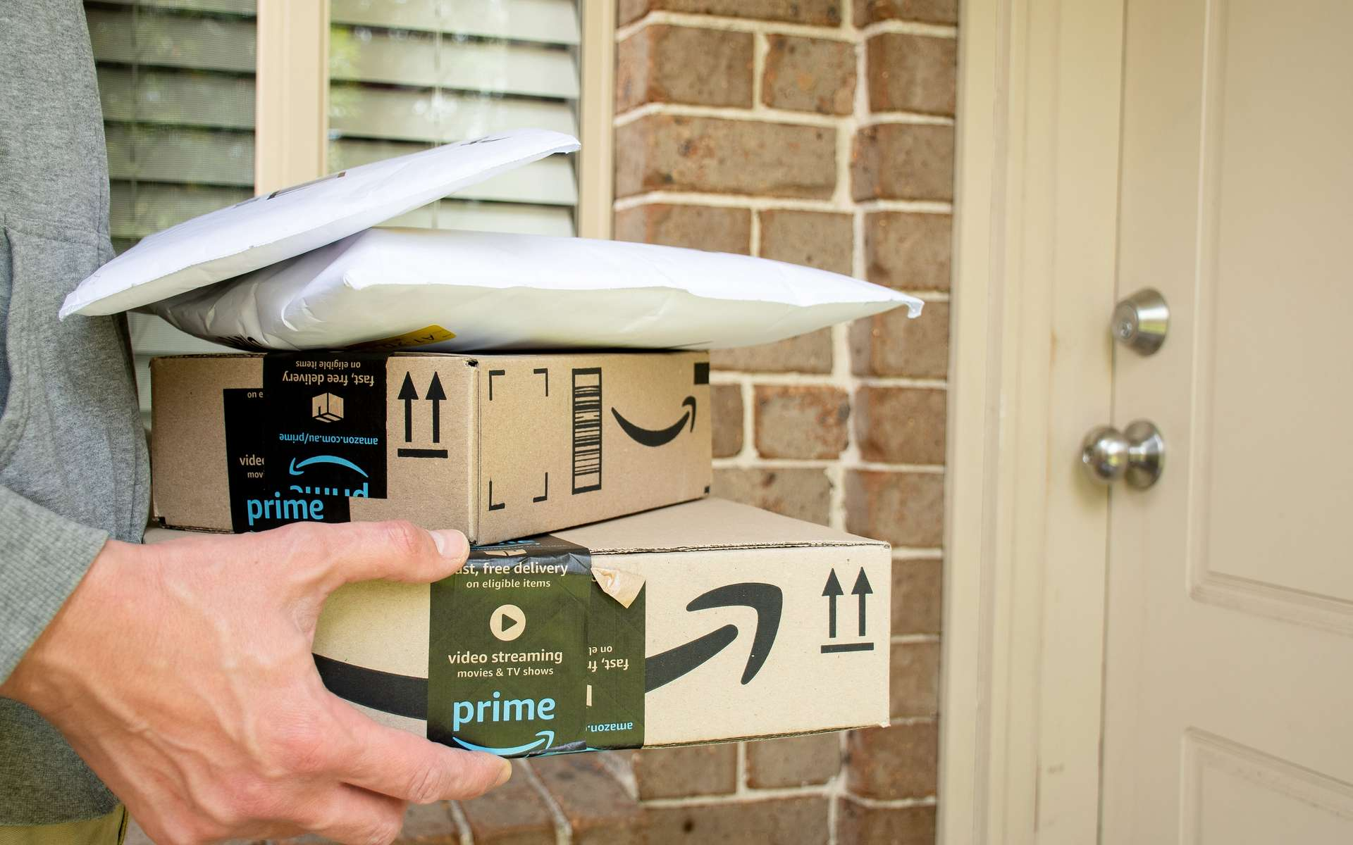 Sélection des meilleures offres du Prime Day Amazon © Daria Nipot, Adobe Stock