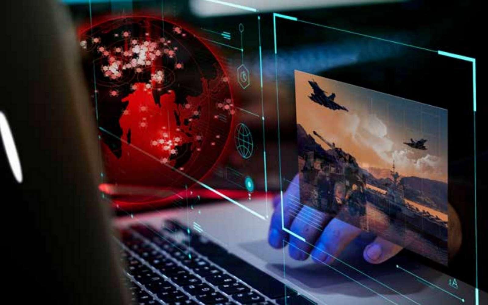 La ministre des Armées a dévoilé, vendredi 18 janvier, les éléments publics de doctrine militaire de lutte informatique offensive. Pour elle, la cyberguerre a commencé et la France doit être prête à combattre. © Ministère des Armées