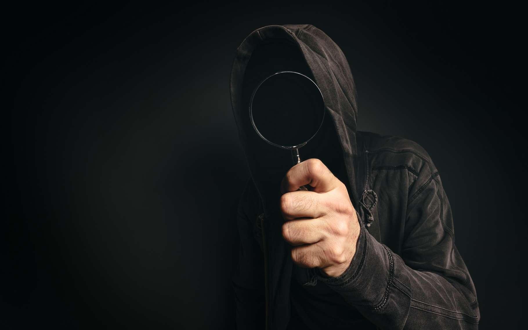 Le logiciel espion (spyware) est très souvent caché dans des gratuiciels ou des partagiciels. Il sert la plupart du temps à collecter des données personnelles afin de pouvoir envoyer des publicités ciblées à la victime. © Igor Stevanovic, Shutterstock