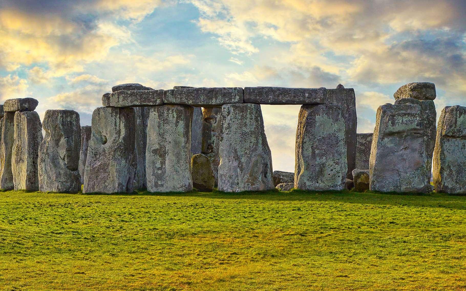 Site de Stonehenge. © Vlukas, Fotolia
