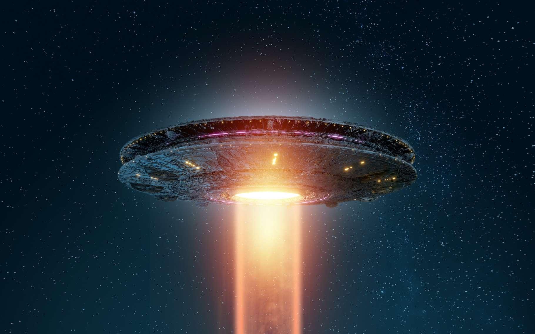 Des chercheurs viennent de mettre en ligne un outil qui permet à tous de calculer combien de civilisations extraterrestres intelligentes peuplent la Voie lactée. © Aliaksandr Marko, Adobe Stock