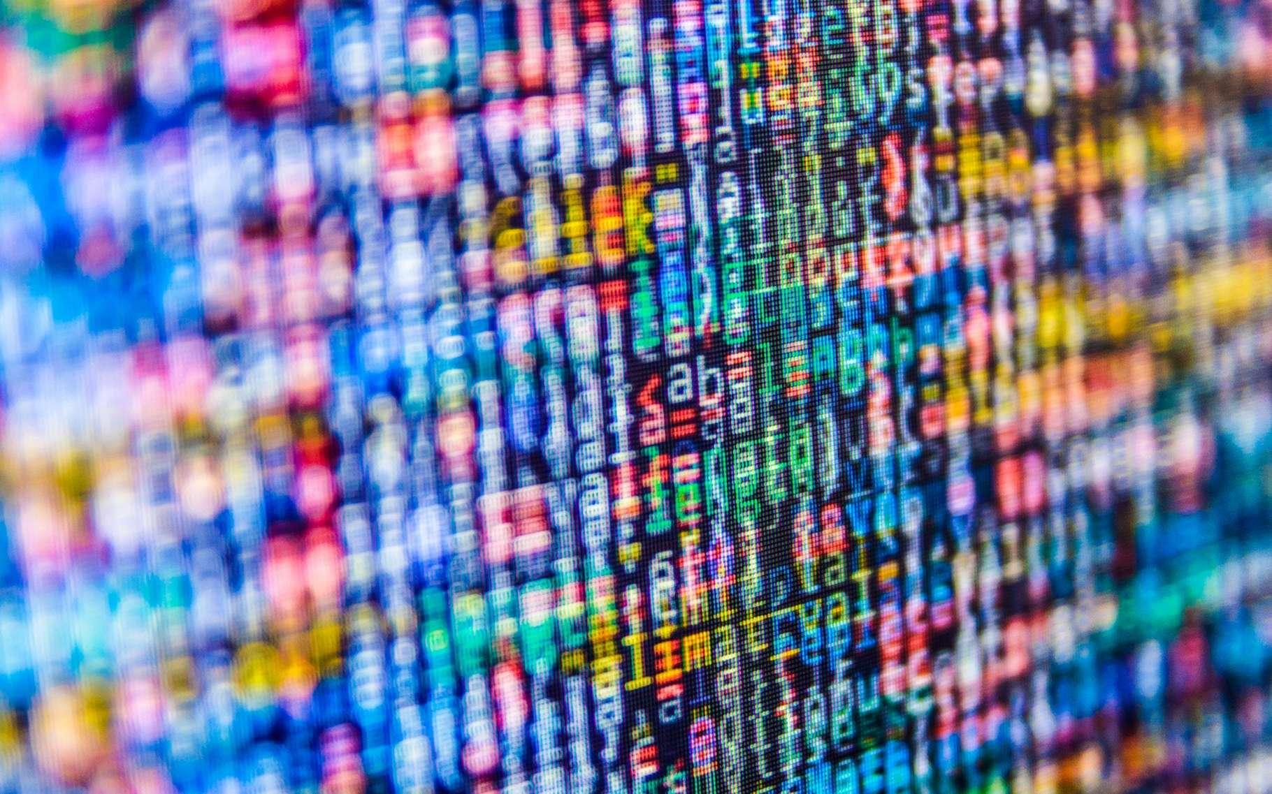 L'une des solutions les plus viables pour répondre à la croissance sans fin des données numériques est de trouver le moyen d'augmenter la capacité de stockage. Les travaux de l'université de Delft sur la structure atomique sont en cela très prometteurs. © McIek, Shutterstock