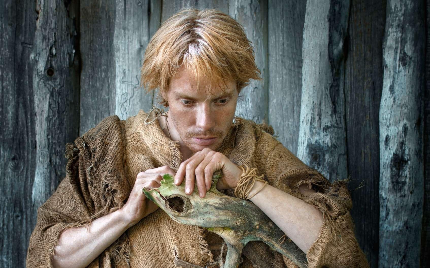 L'espérance de vie des paysans au Moyen Âge ne dépassait guère 30 ans. © tntk, fotolia