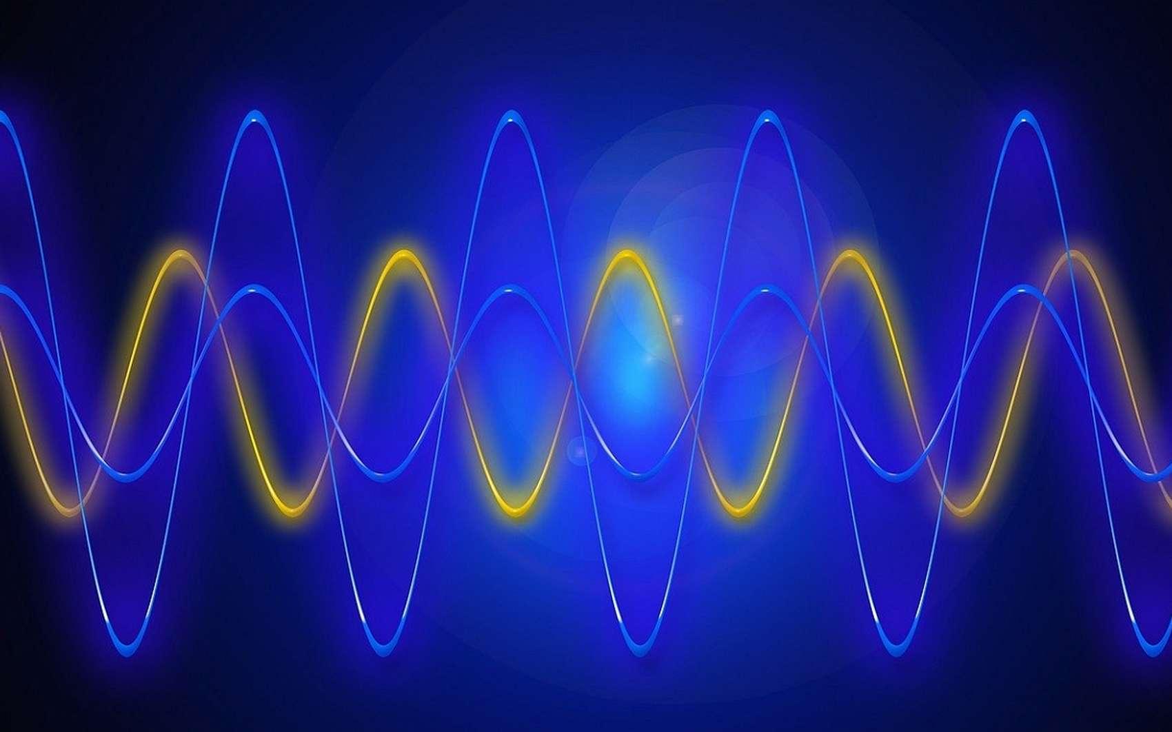 L'interférométrie est la science et la technique de superposition de deux ou plusieurs ondes. © geralt, Pixabay