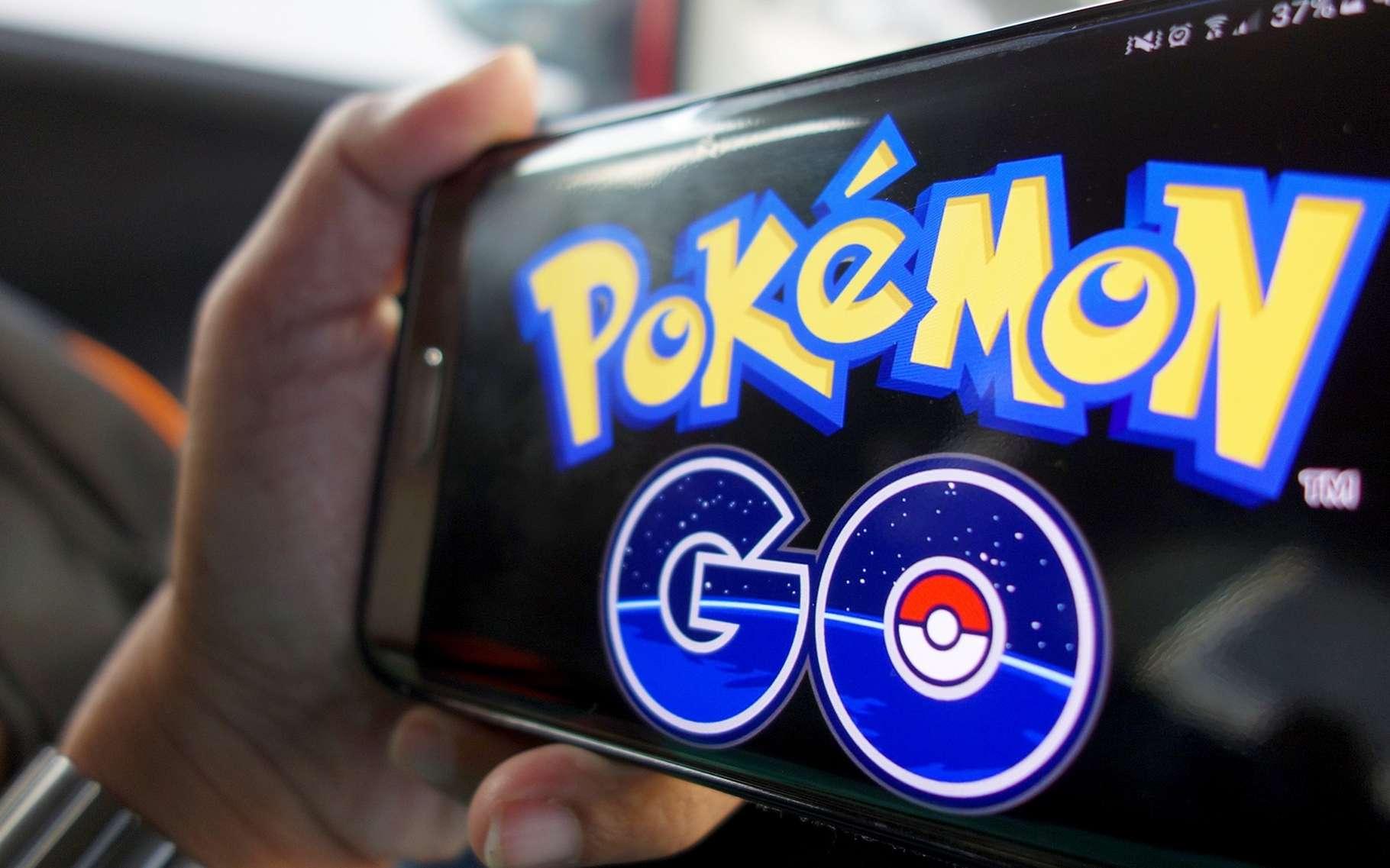 Si la folie Pokémon Go semble marquer le pas, le jeu dispose tout de même d'une base installée encore très importante. © Zanariah Salam, Shutterstock