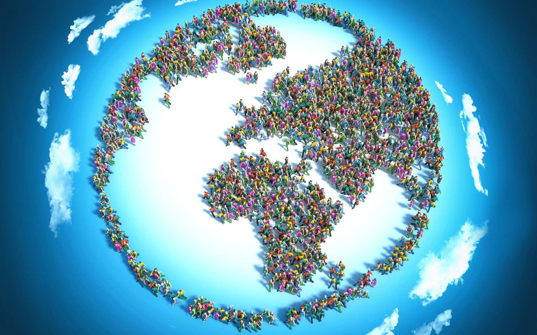 Combien d'habitants sur la planète en 2100 ? © Nikita Kuzmenkov, Adobe Stock