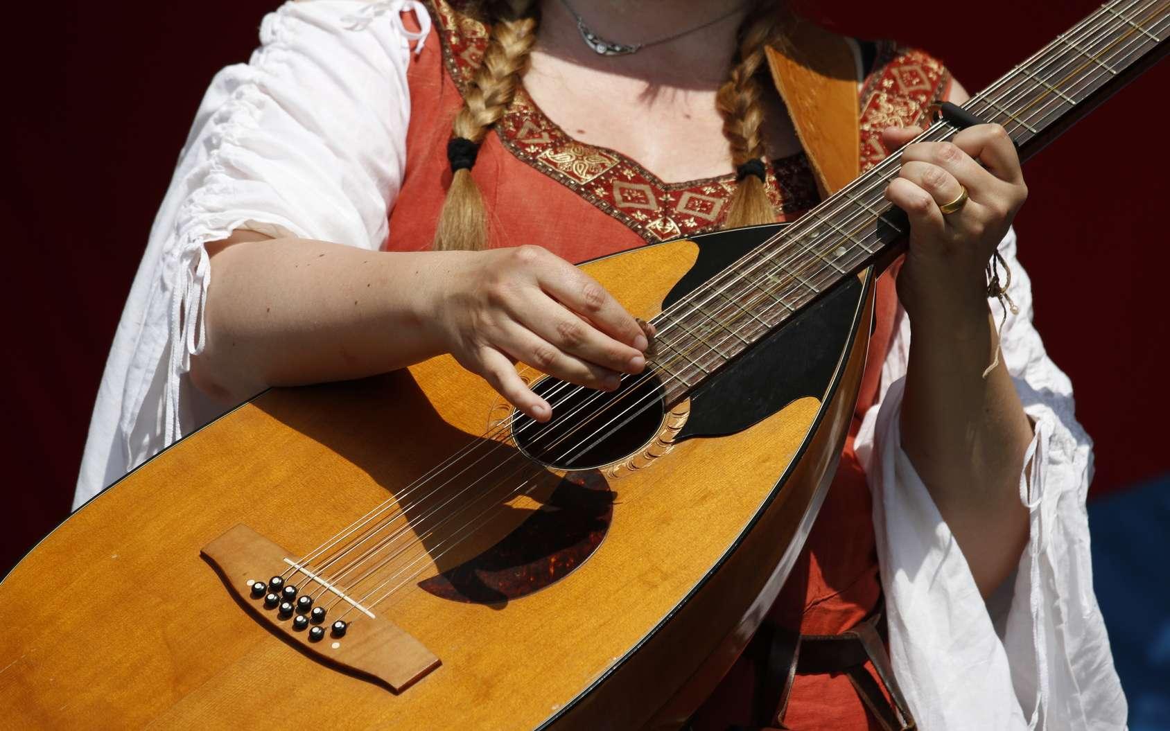 À quoi ressemblait la musique au Moyen Âge? © Antje Lindert-Rottke, fotolia