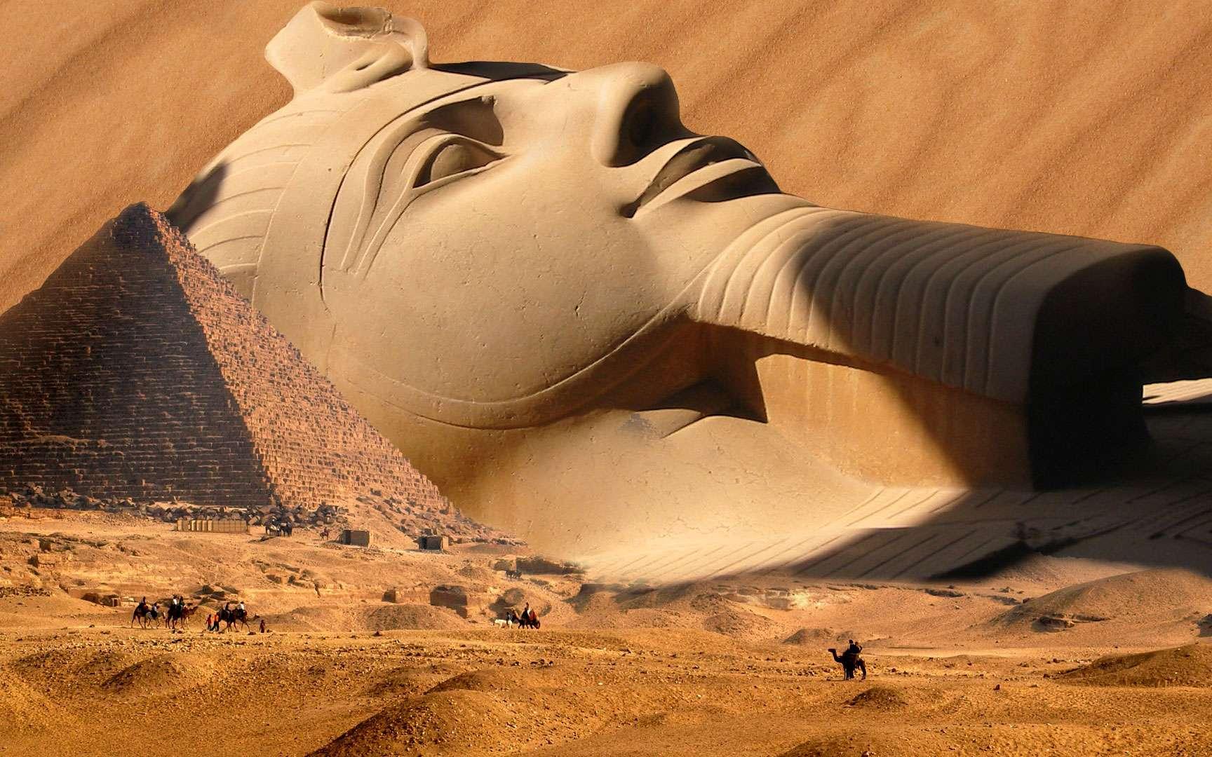 Ramsès II, un pharaon emblématique. D'après les textes anciens, Ramsès II était un pharaon à la fois diplomate, colonisateur et législateur. Son œuvre architecturale est immense : il a fait bâtir des sculptures et des temples à travers tout le pays, dont les nombreux vestiges jalonnent encore la vallée du Nil. Les plus célèbres sont sans doute les temples d'Abou Simbel. © tomamico, Flickr, cc by nc sa 2.0 © Dominik Knippel, Wikimedia Commons, cc by sa 3.0