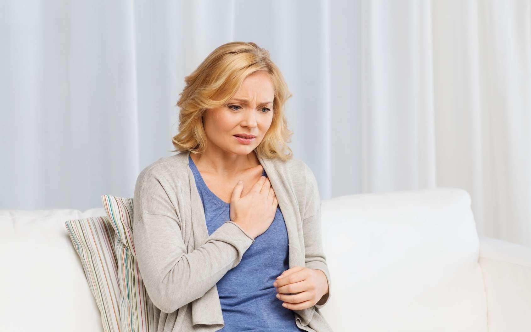 L'infarctus du myocarde atypique touche des femmes jeunes apparemment en bonne santé. © Syda Productions, Fotolia