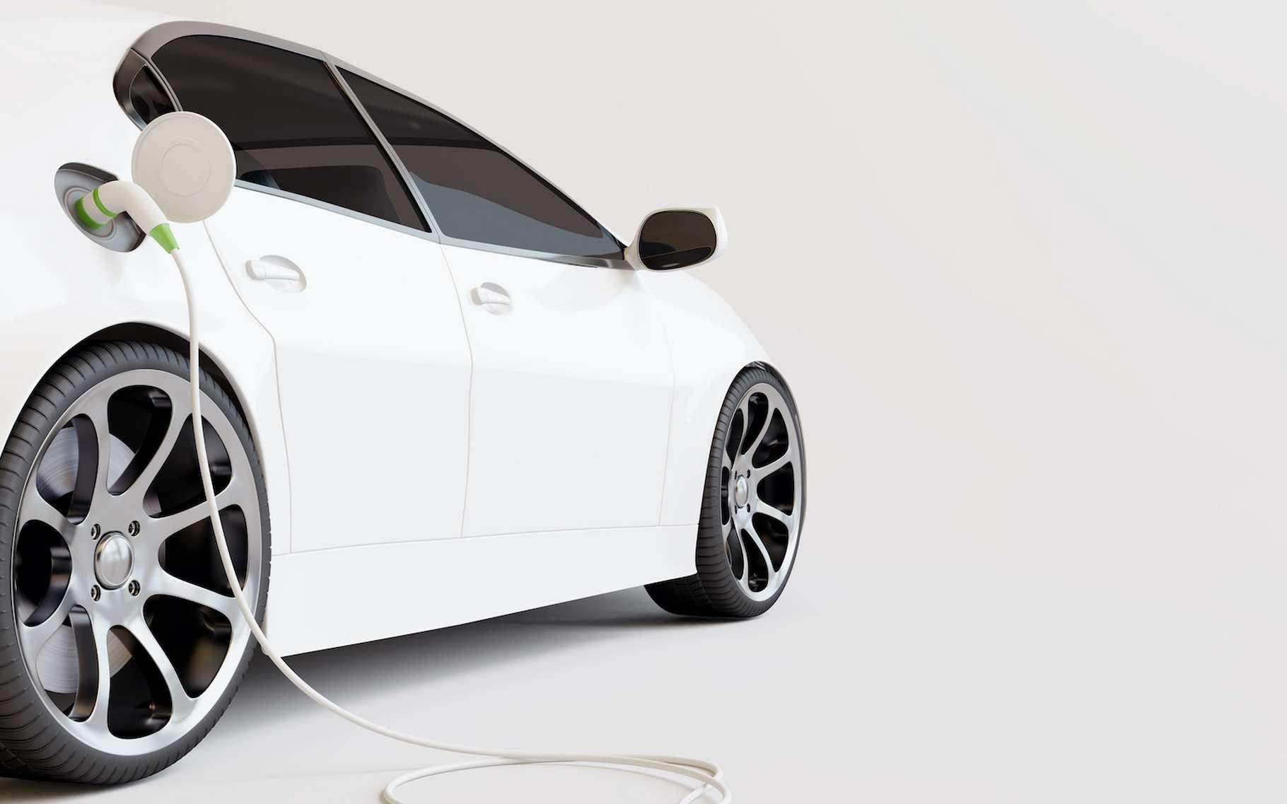 Des chercheurs ont analysé le cycle de vie complet de plusieurs modèles de voitures électriques et ils en concluent que ces dernières sont plus vertes que les voitures à essence. © aanbetta, Adobe Stock