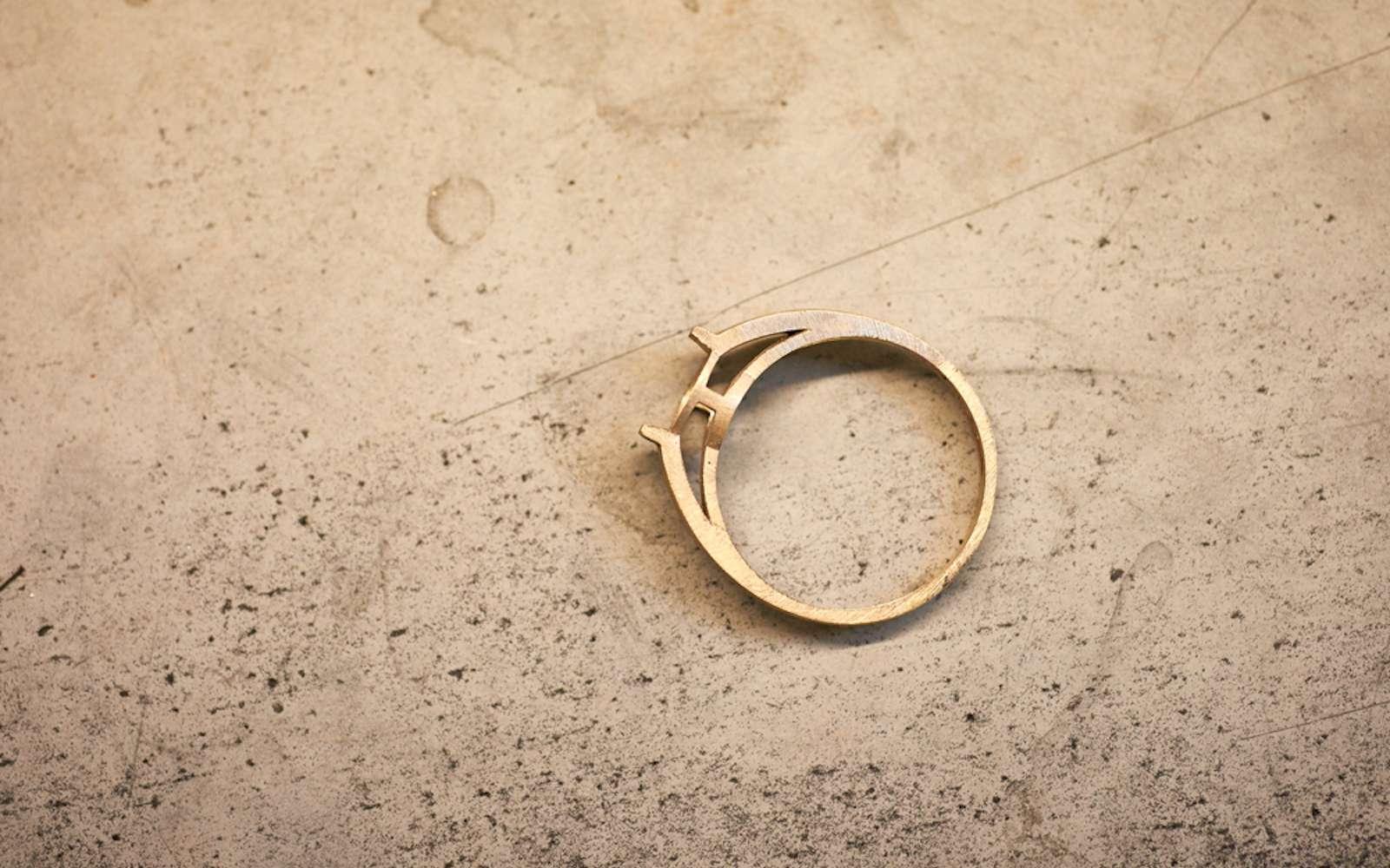 Recyclage d'or : une démarche vertueuse pour l'environnement. © Or du monde