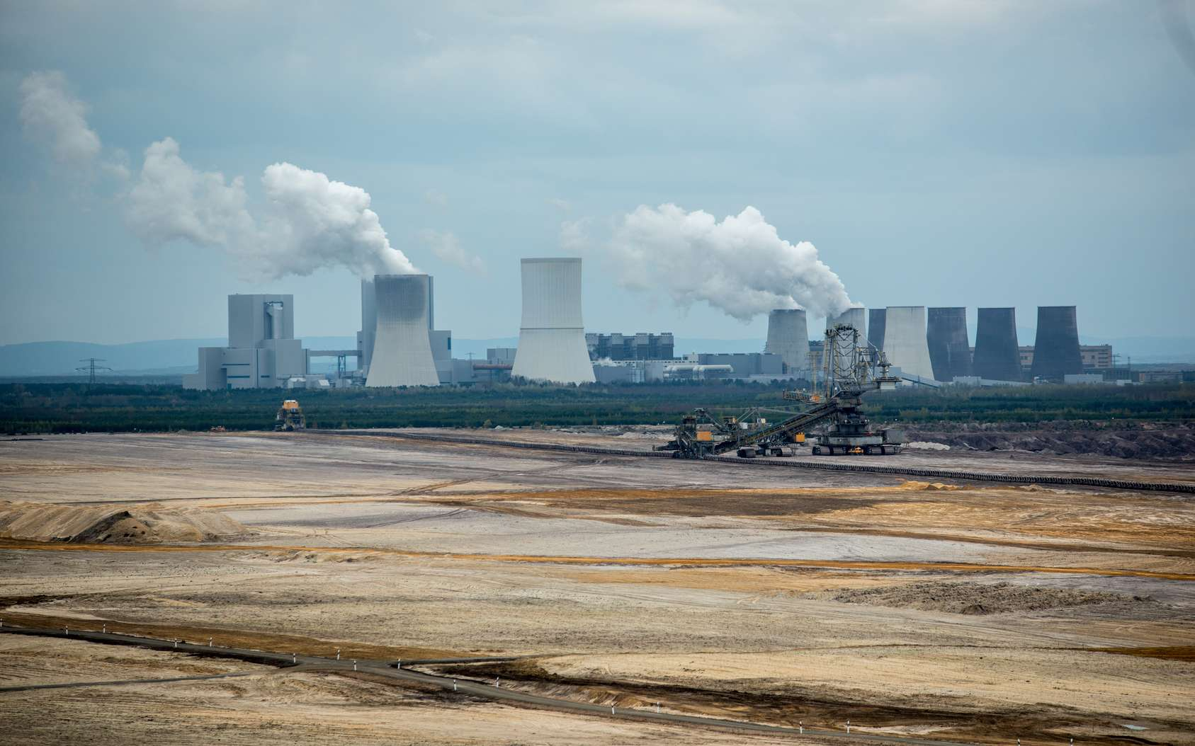 Des chercheurs pointent du doigt la quantité énorme de particules ultrafines émises par les centrales à charbon en fonctionnement dans le monde. Selon eux, elles ont une influence sur le régime des précipitations. © Cezanne-Fotografie, fotolia