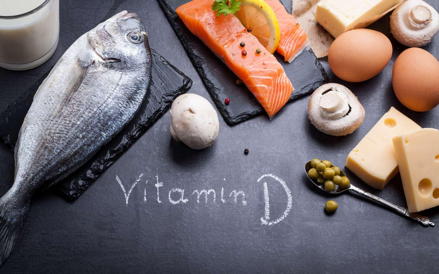 En hiver, l'ensoleillement ne suffit souvent pas pour fabriquer toute la vitamine D nécessaire. © cegli, Fotolia