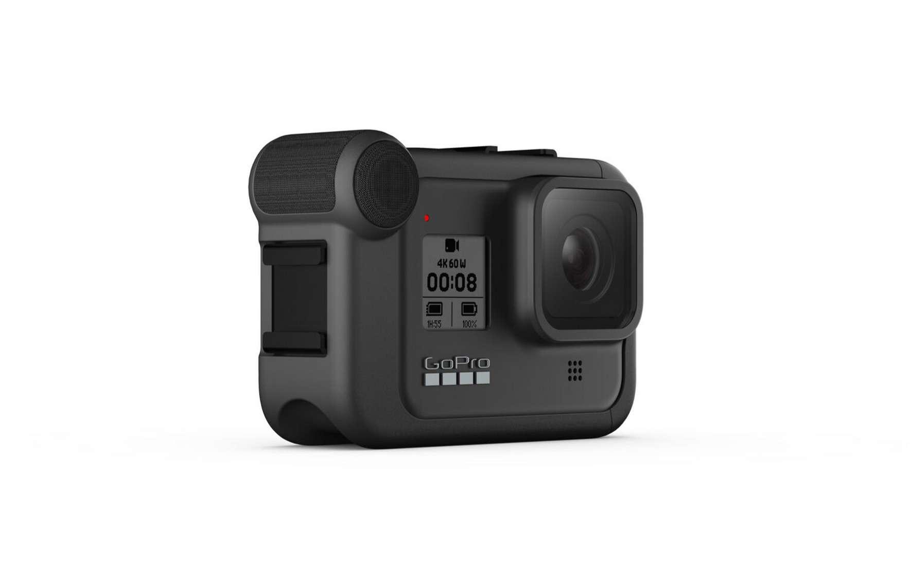 Pour une image de meilleure qualité, on peut désormais utiliser sa GoPro comme une webcam. © GoPro