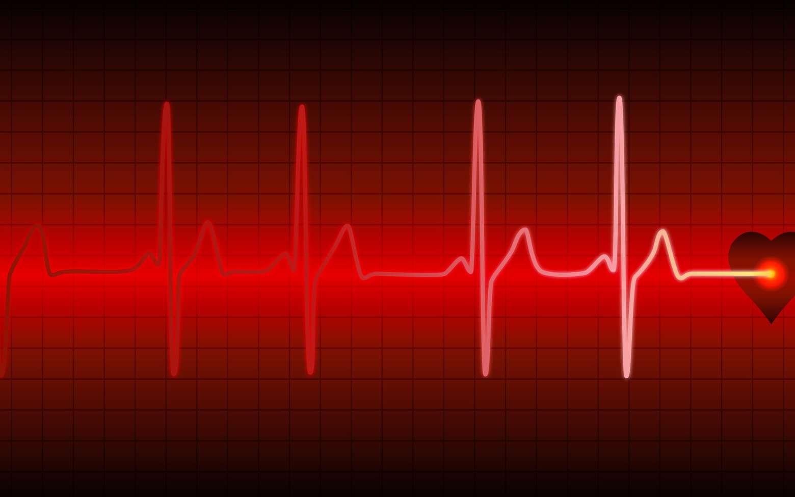 Les palpitations cardiaques ne durent généralement que quelques minutes. © pict rider, Fotolia