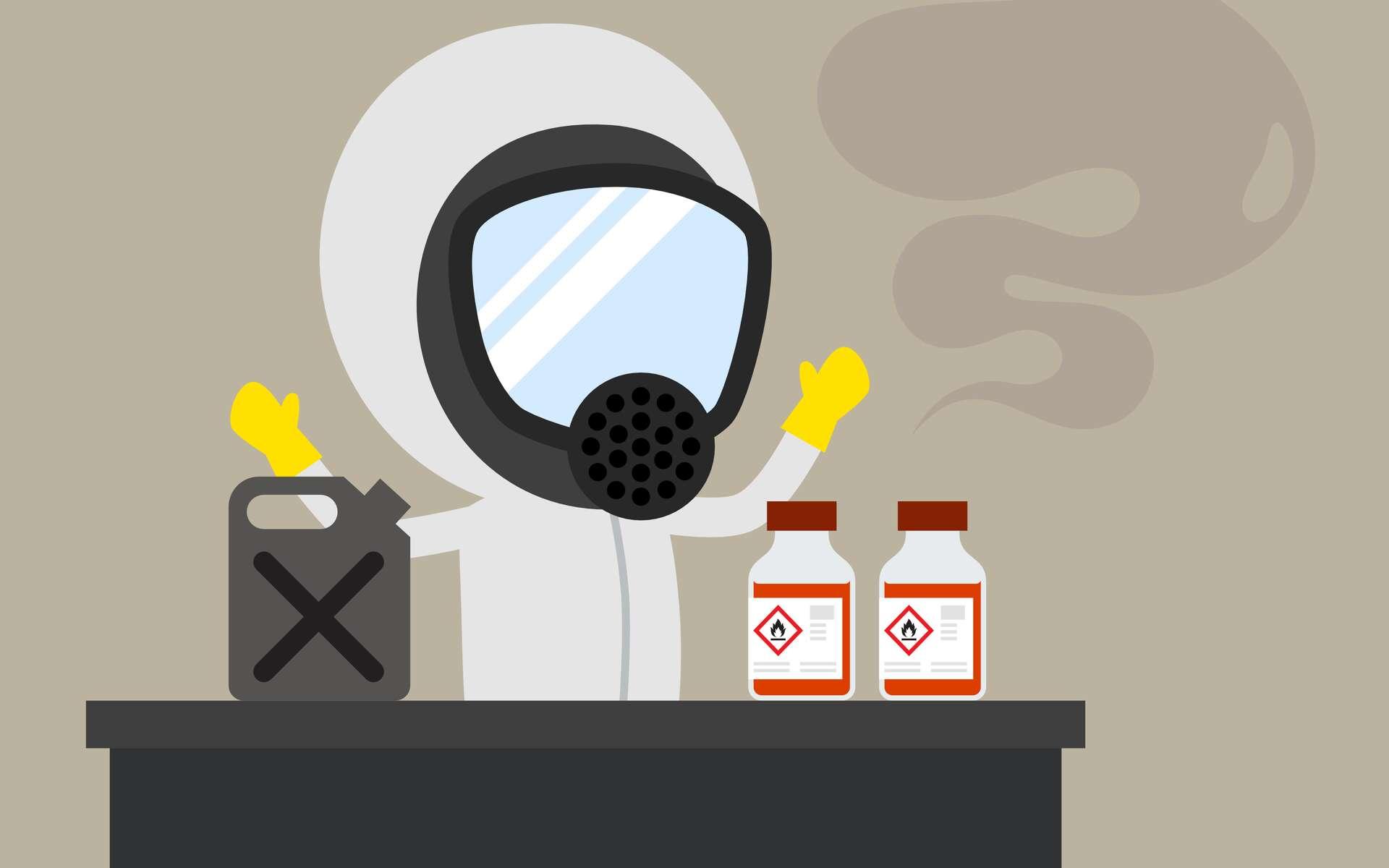 Il n'existe aucune corrélation entre mauvaises odeurs et dangerosité © anypix, Adobe Stock