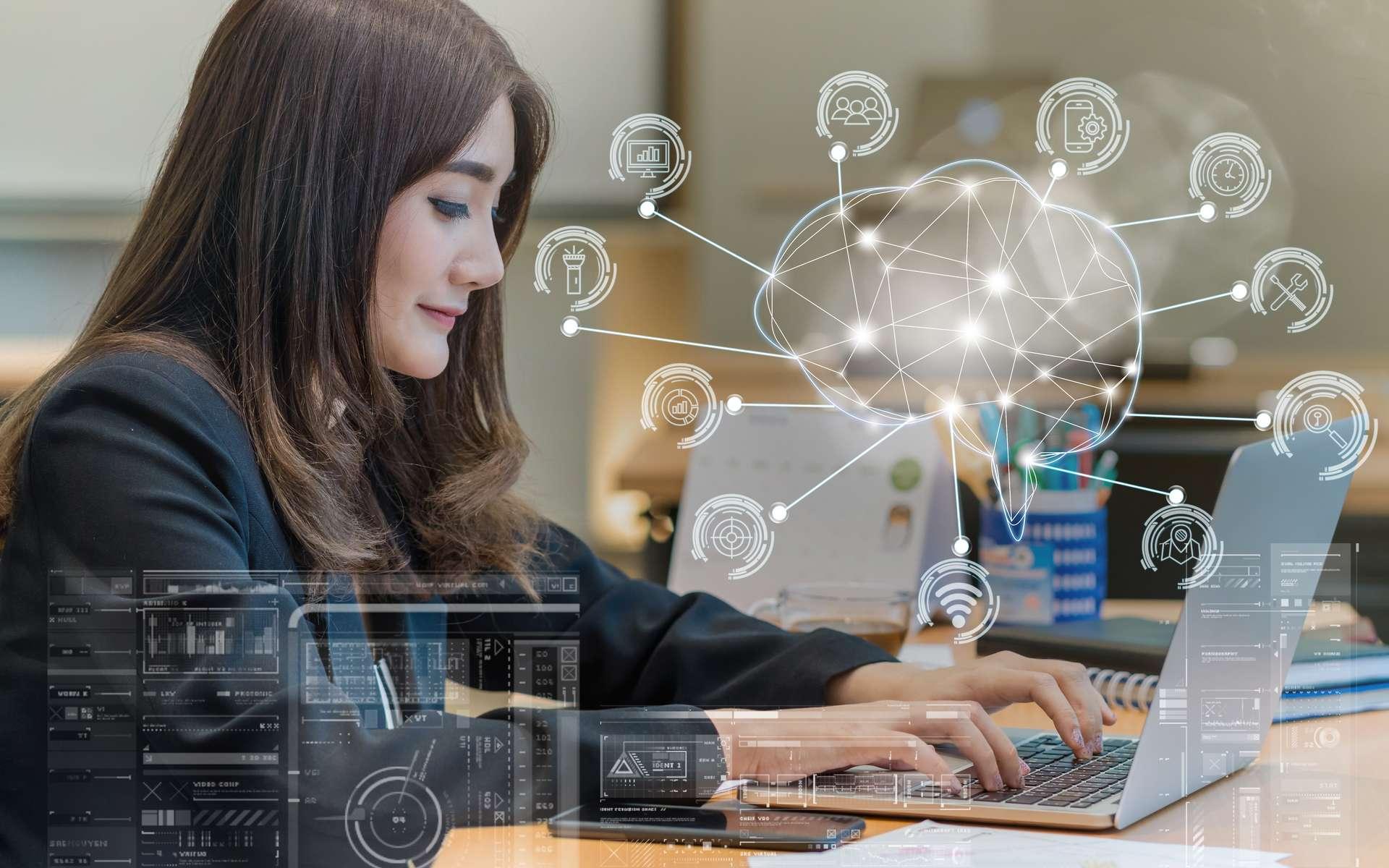 Qui seront les experts français en IA de demain ? © Thananit, Adobe Stock