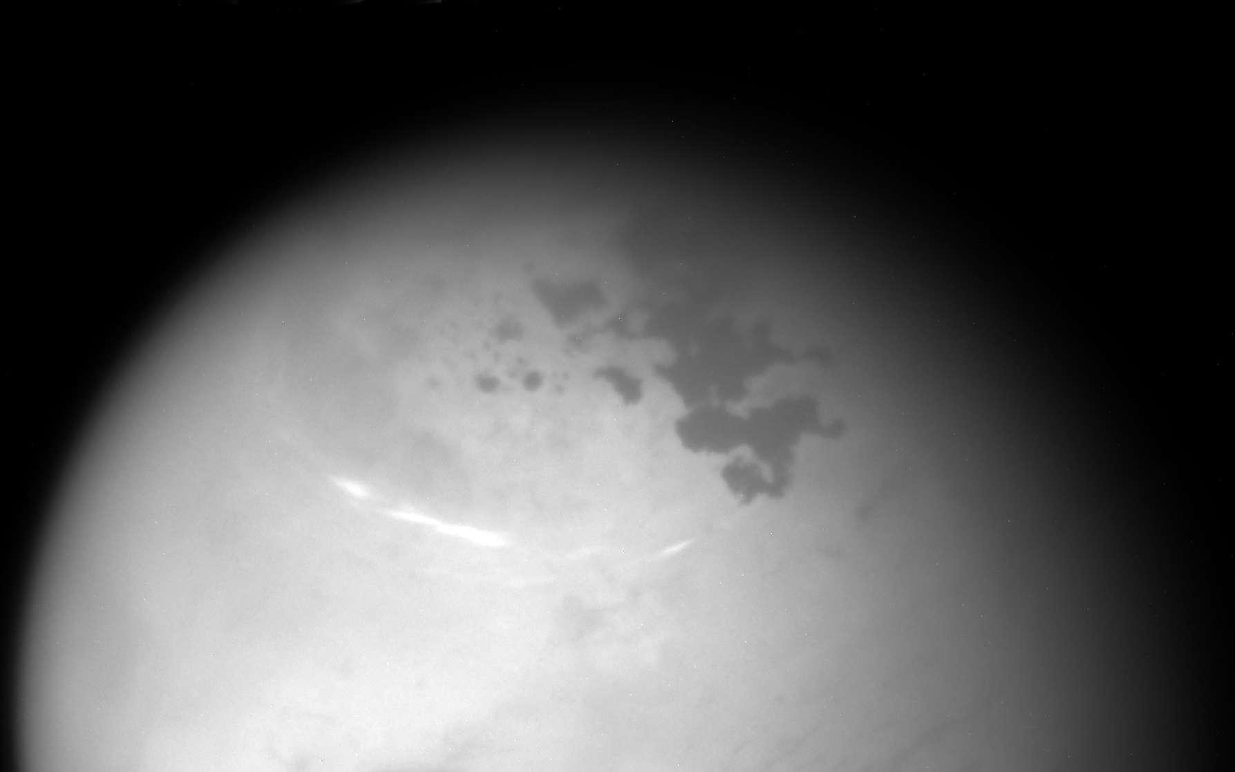 À mesure que nos connaissances de Titan s'approfondissent, ce satellite de Saturne fascine de plus en plus. © Nasa, JPL, Caltech, SSI