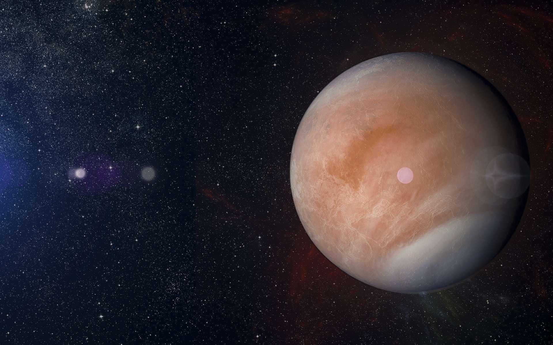L'Indde s'intéresse à Vénus. © Igor_Filonenko, Adobe Stock