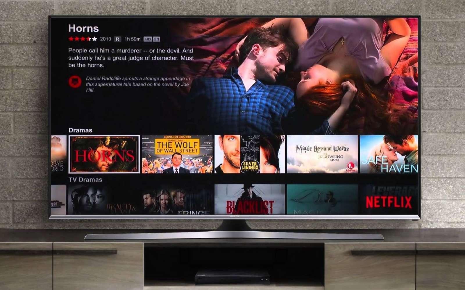 Confinés chez eux pendant plusieurs semaines, les Français vont consommer un maximum de vidéos à la demande et de jeux en ligne. © Netflix