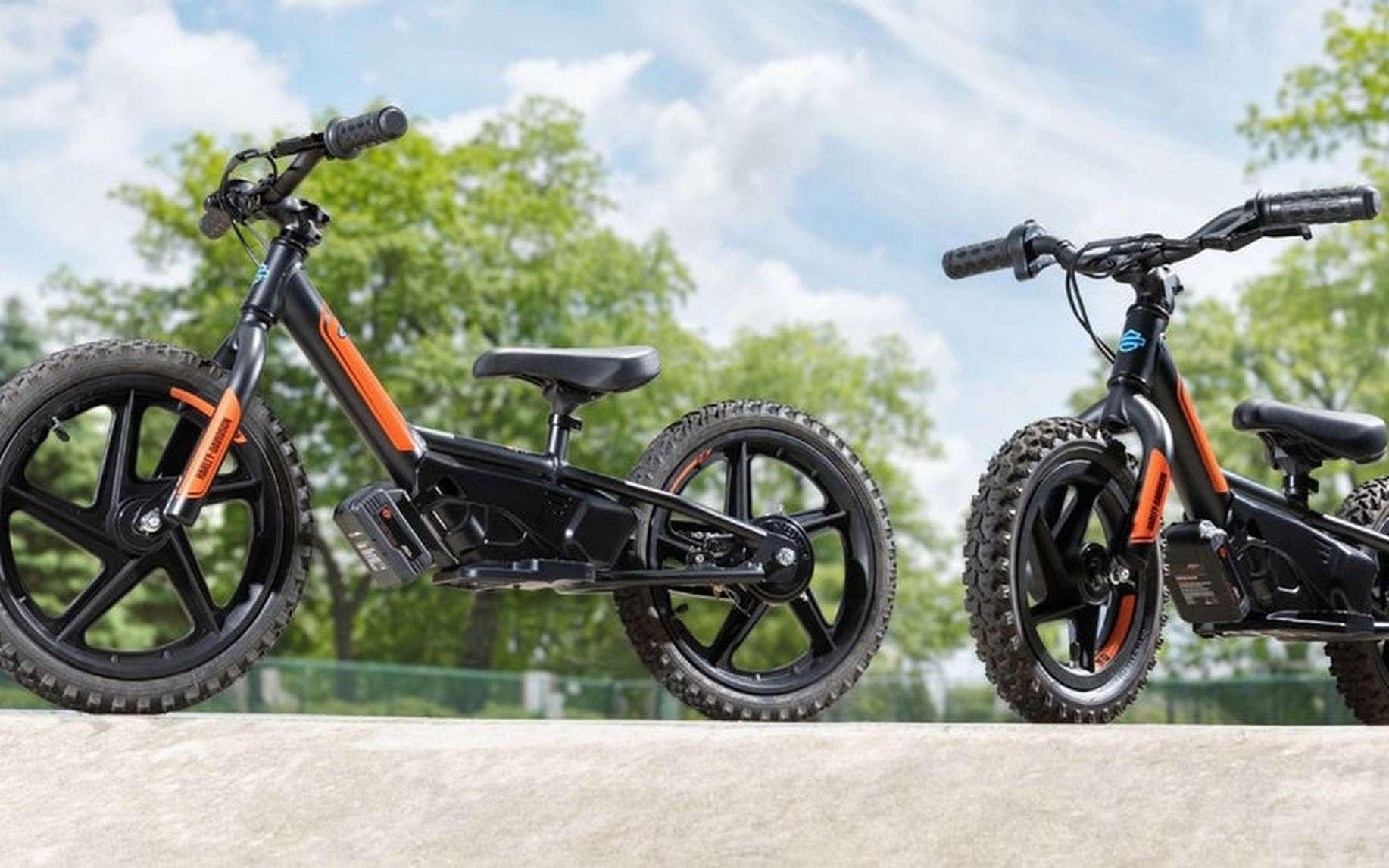 Velo Appartement Pour Enfant harley-davidson se lance dans les vélos électriques pour enfants