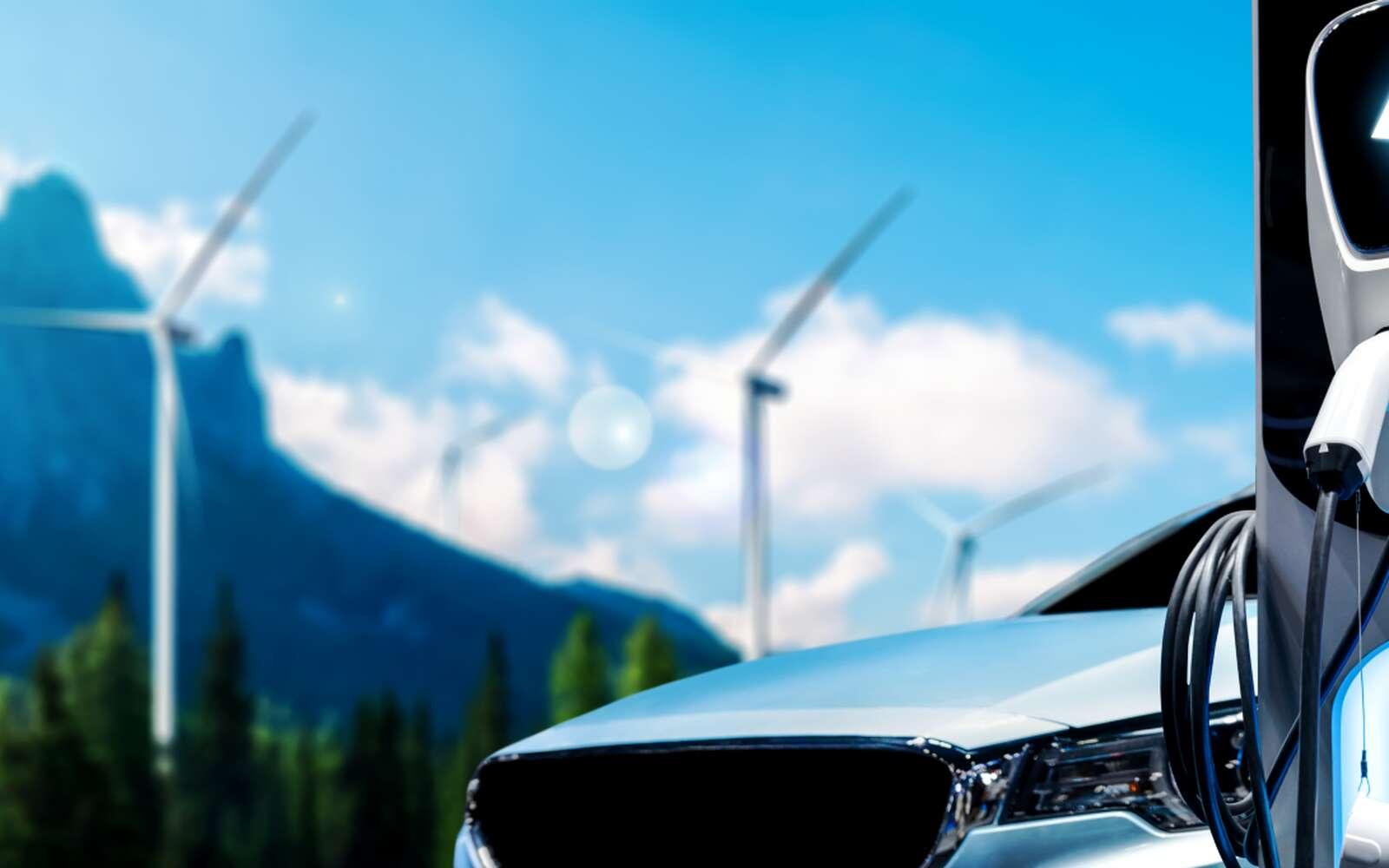 Sur la plateforme EDF Pulse & You, vous êtes invités à expérimenter l'application « Mon Test Voiture Electrique ». Son objectif : vous accompagnez dans votre décision d'achat d'une voiture électrique. © Blue Planet Studio, Adobe Stock