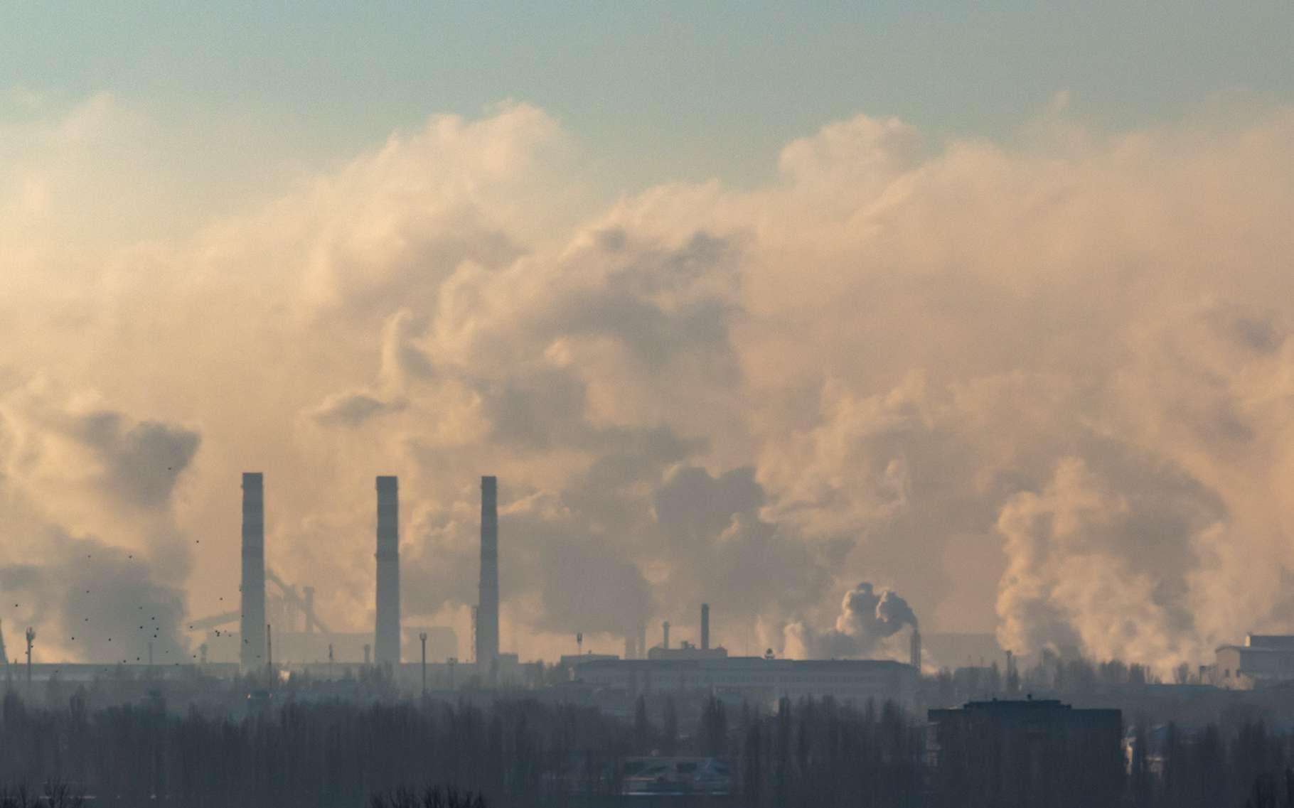 Plus de DMLA dans les zones très polluées. © schankz, Adobe Stock